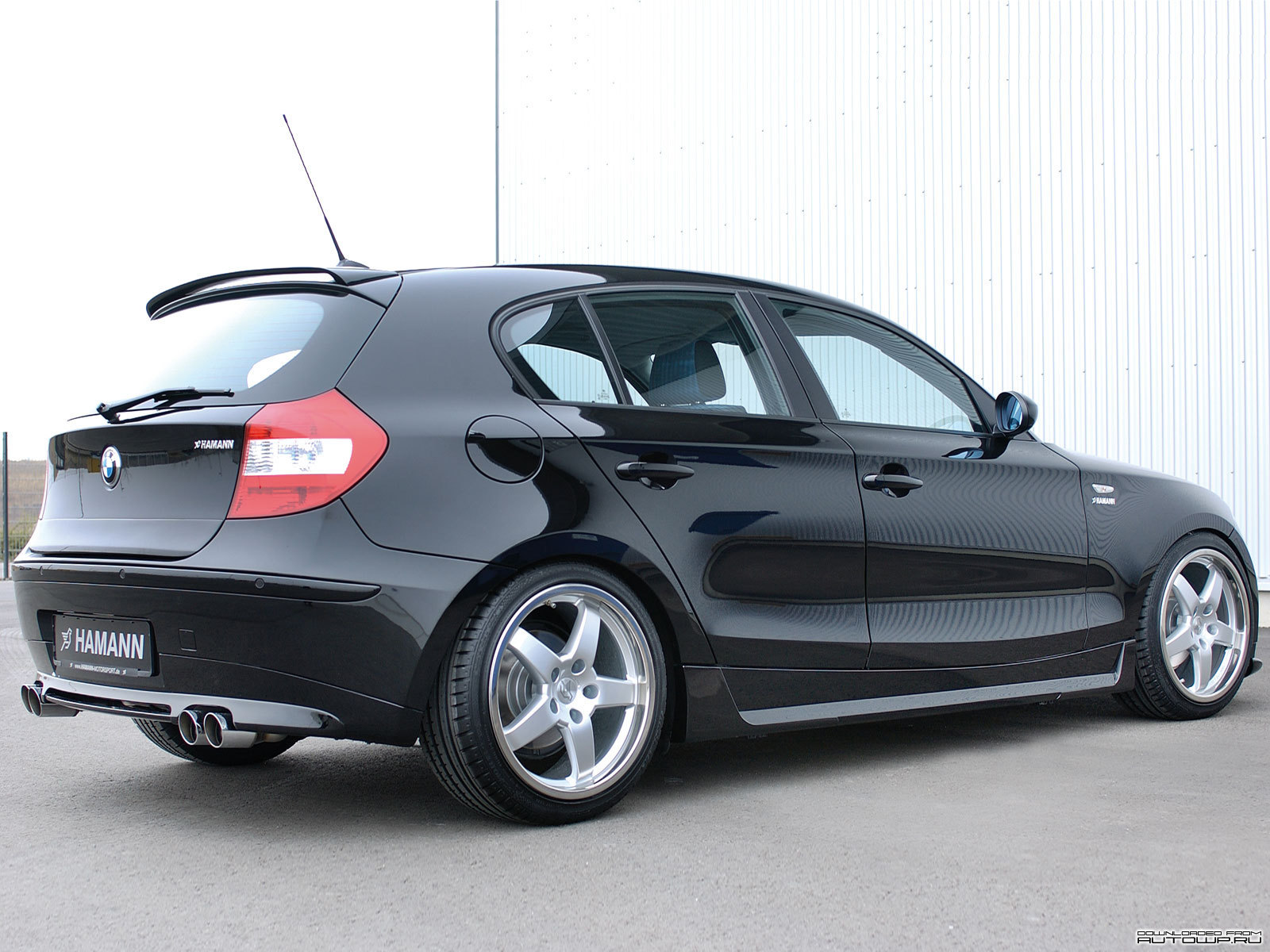 hamann bmw 1 series 5 door e87 picture 59523 hamann