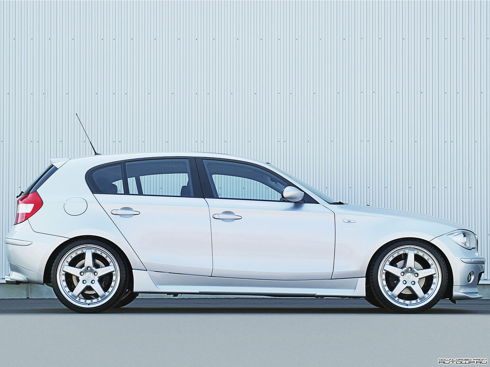 hamann bmw 1 series 5 door e87 photos photogallery