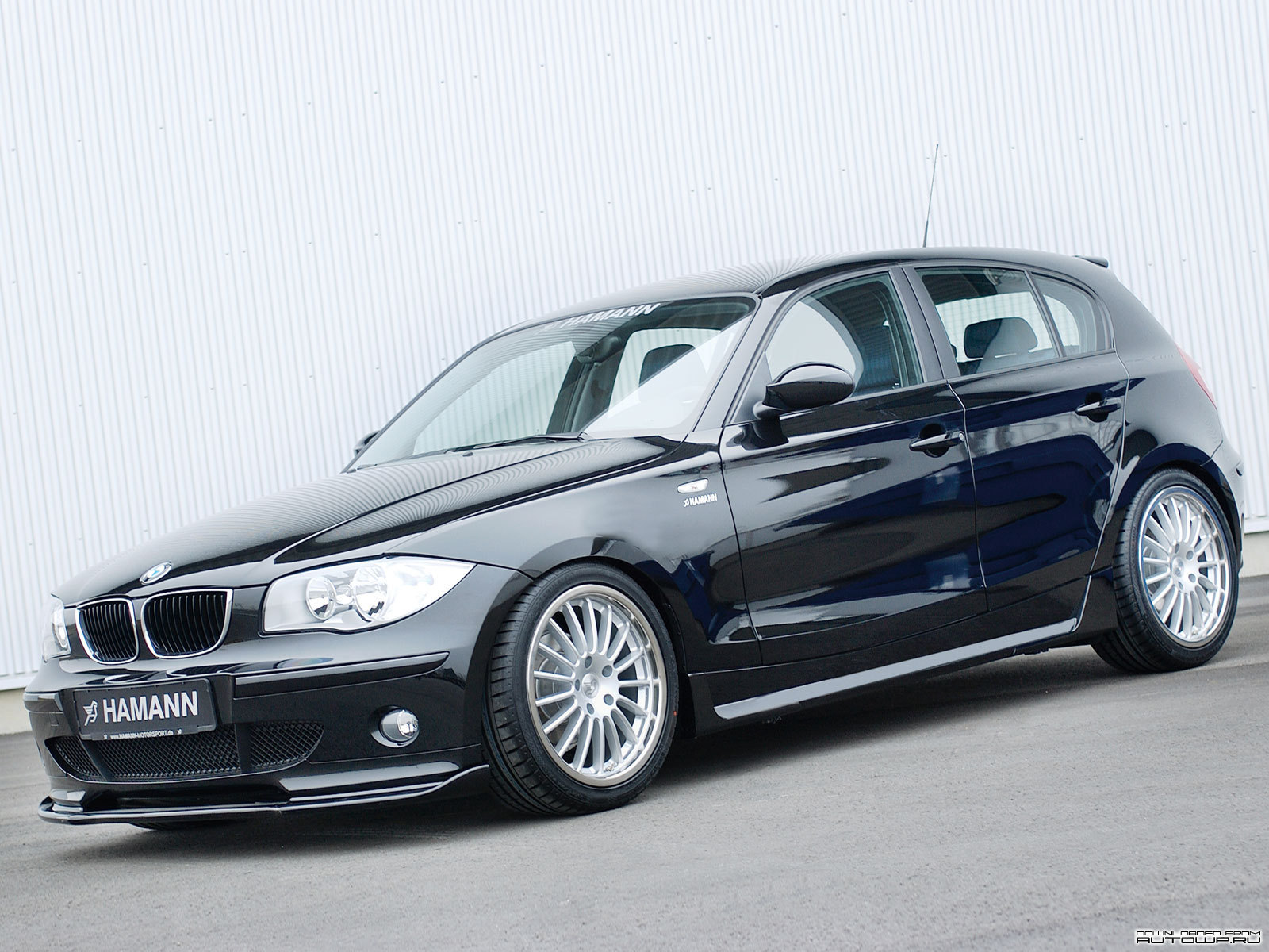 hamann bmw 1 series 5 door e87 photos photogallery. Black Bedroom Furniture Sets. Home Design Ideas