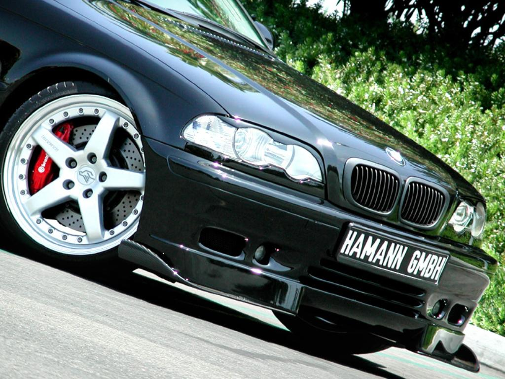 Hamann Bmw 3 Series E46 Photos Photogallery With 3 Pics