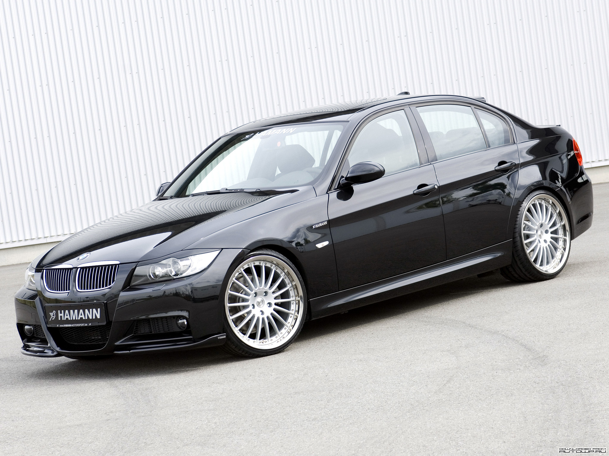 hamann bmw 3 series e90 photos photogallery with 25 pics. Black Bedroom Furniture Sets. Home Design Ideas