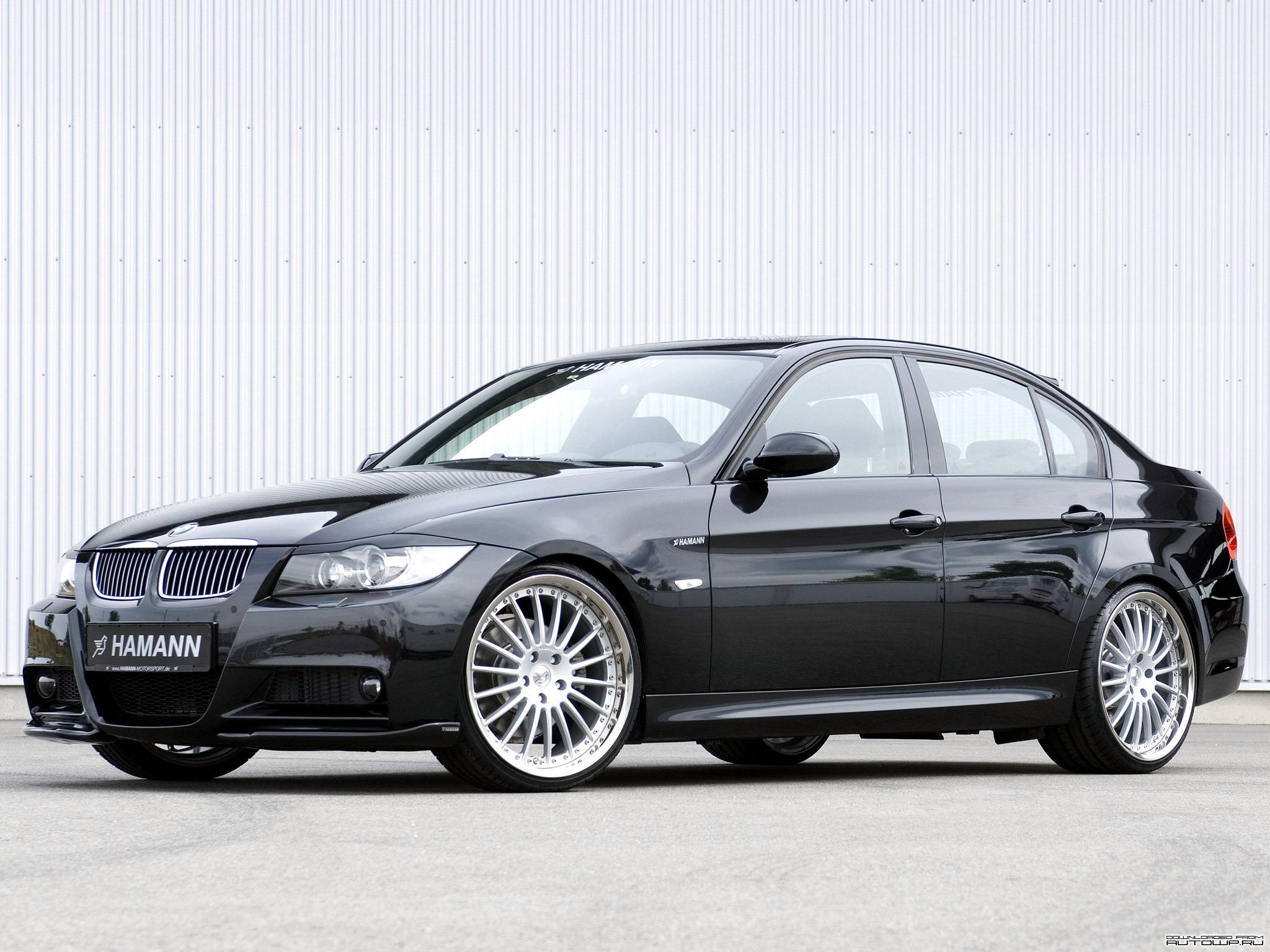hamann bmw 3 series e90 picture 59505 hamann photo gallery. Black Bedroom Furniture Sets. Home Design Ideas