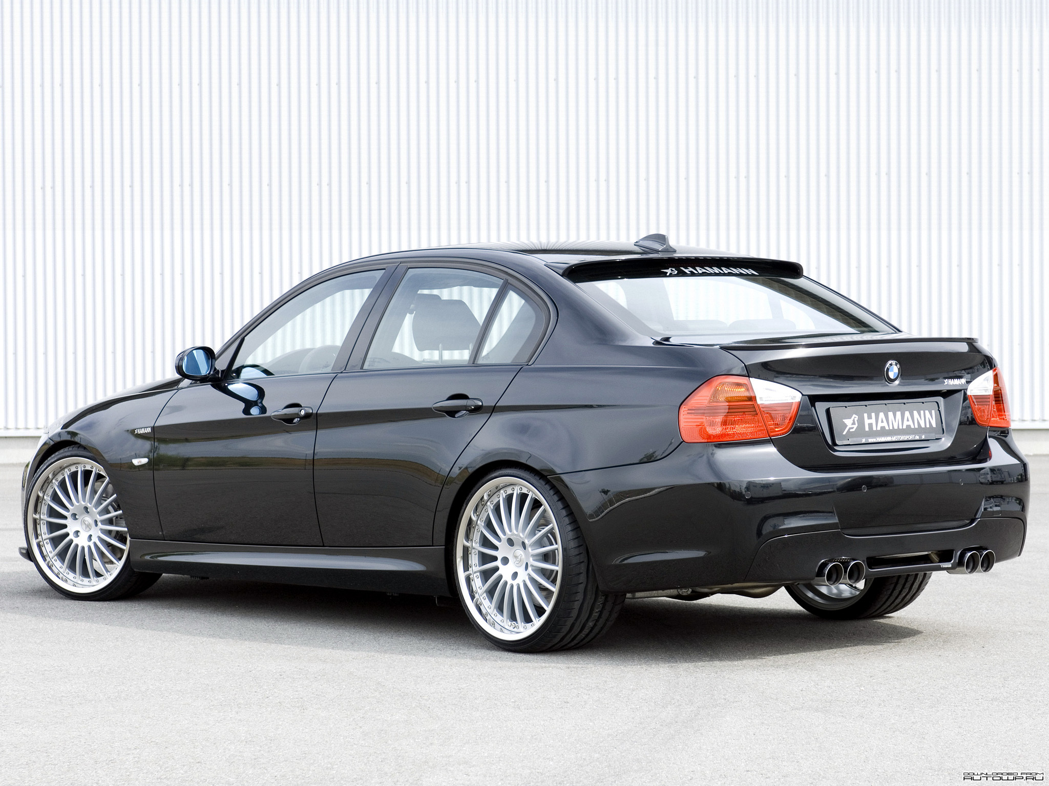 hamann bmw 3 series e90 picture 59536 hamann photo gallery. Black Bedroom Furniture Sets. Home Design Ideas