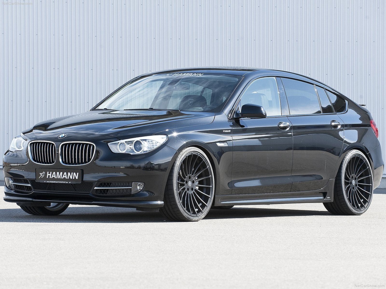 Hamann Bmw 5 Series Gt Photos Photogallery With 13 Pics