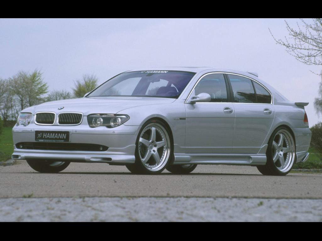 Hamann Bmw 760i 7 0 V12 Photos Photogallery With 6 Pics