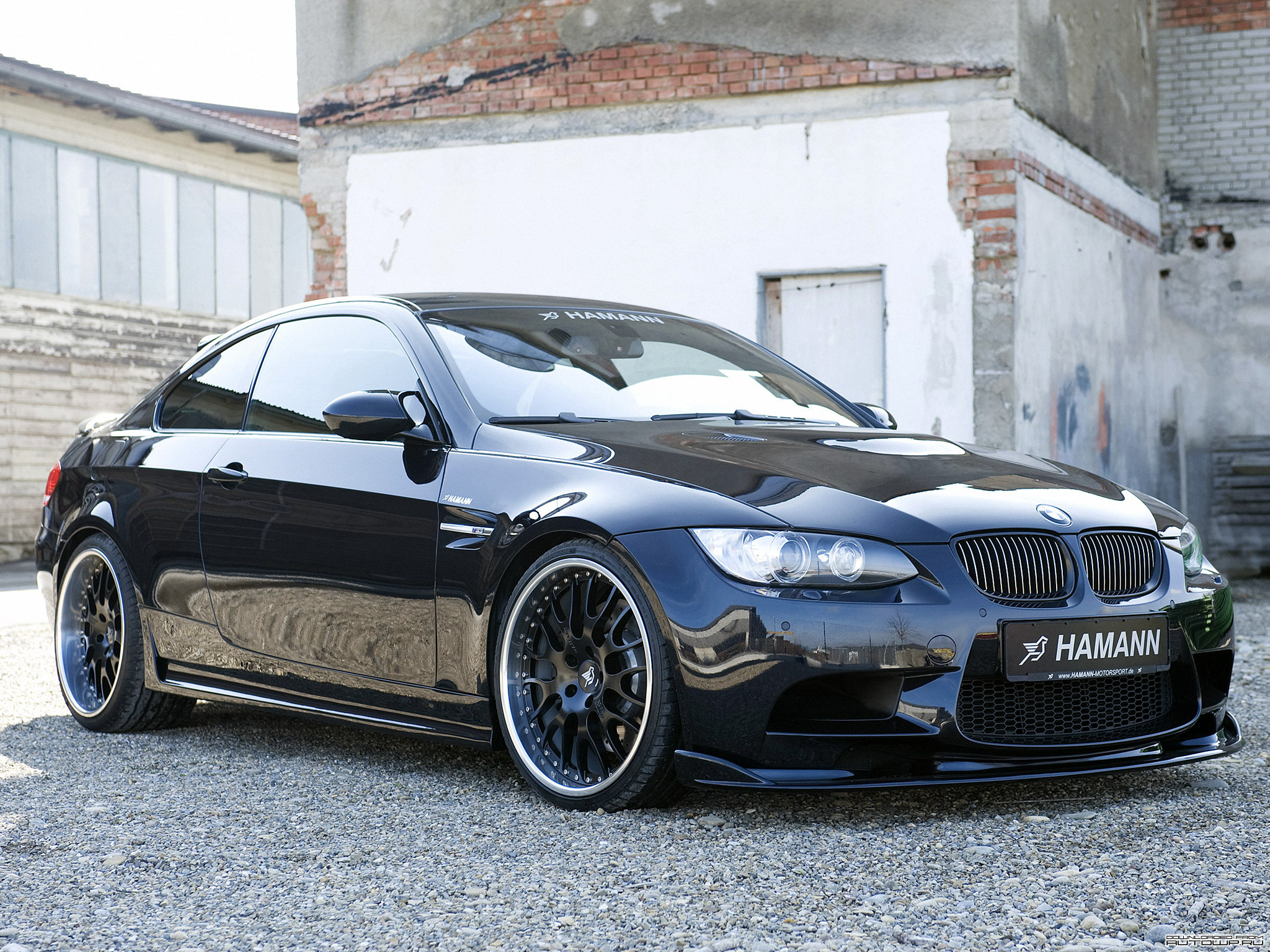 Hamann Bmw M3 Coupe E92 Photos Photogallery With 12