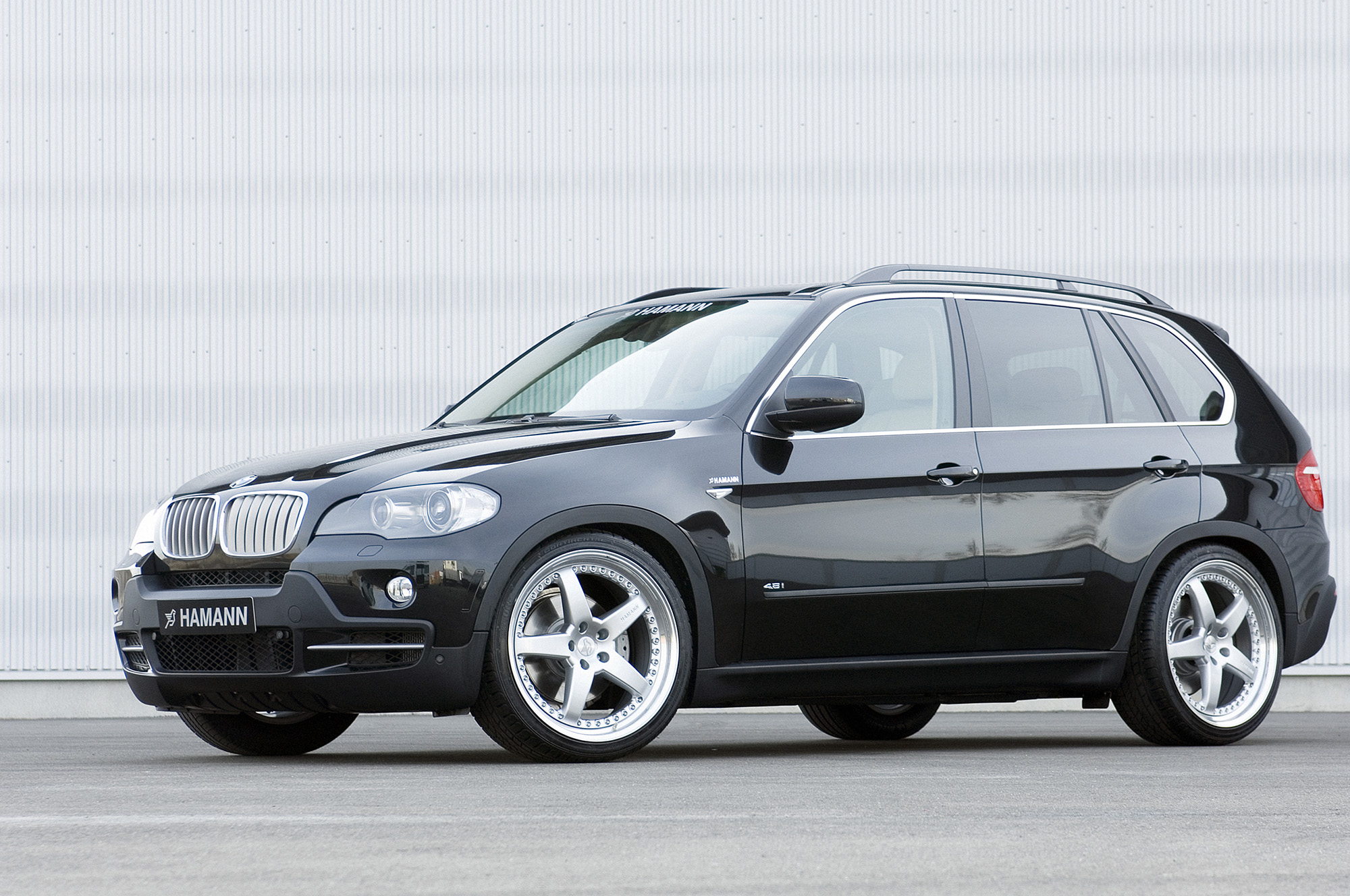hamann bmw x5 e70 picture 41875 hamann photo gallery. Black Bedroom Furniture Sets. Home Design Ideas