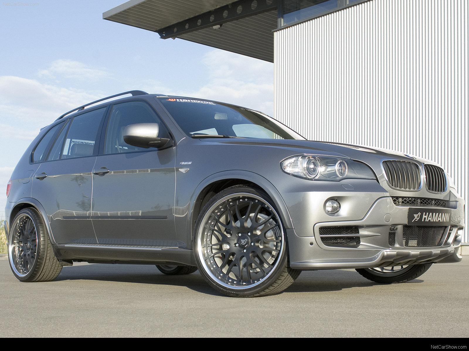 hamann bmw x5 e70 picture 44385 hamann photo gallery. Black Bedroom Furniture Sets. Home Design Ideas