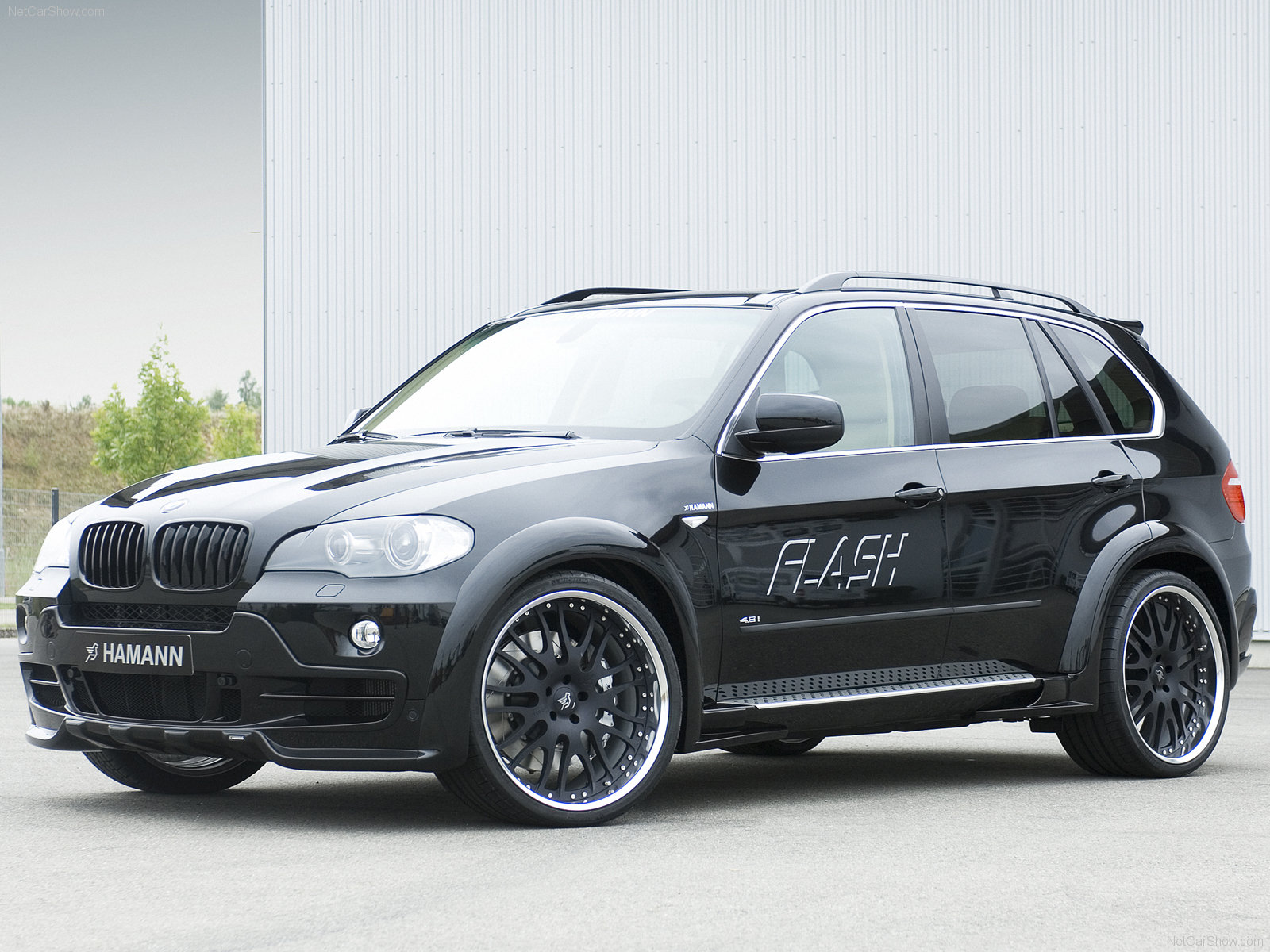 hamann bmw x5 flash photos photogallery with 17 pics. Black Bedroom Furniture Sets. Home Design Ideas