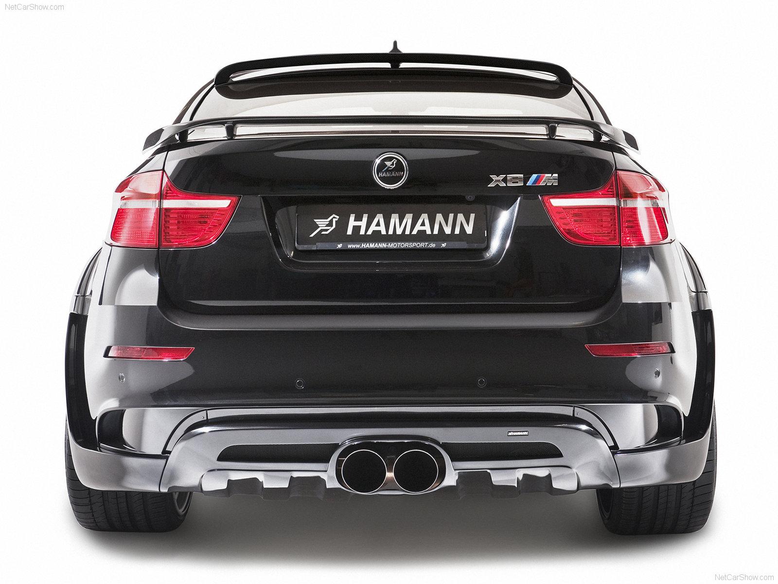 Hamann Bmw X6 Tycoon Evo M Photos Photogallery With 18