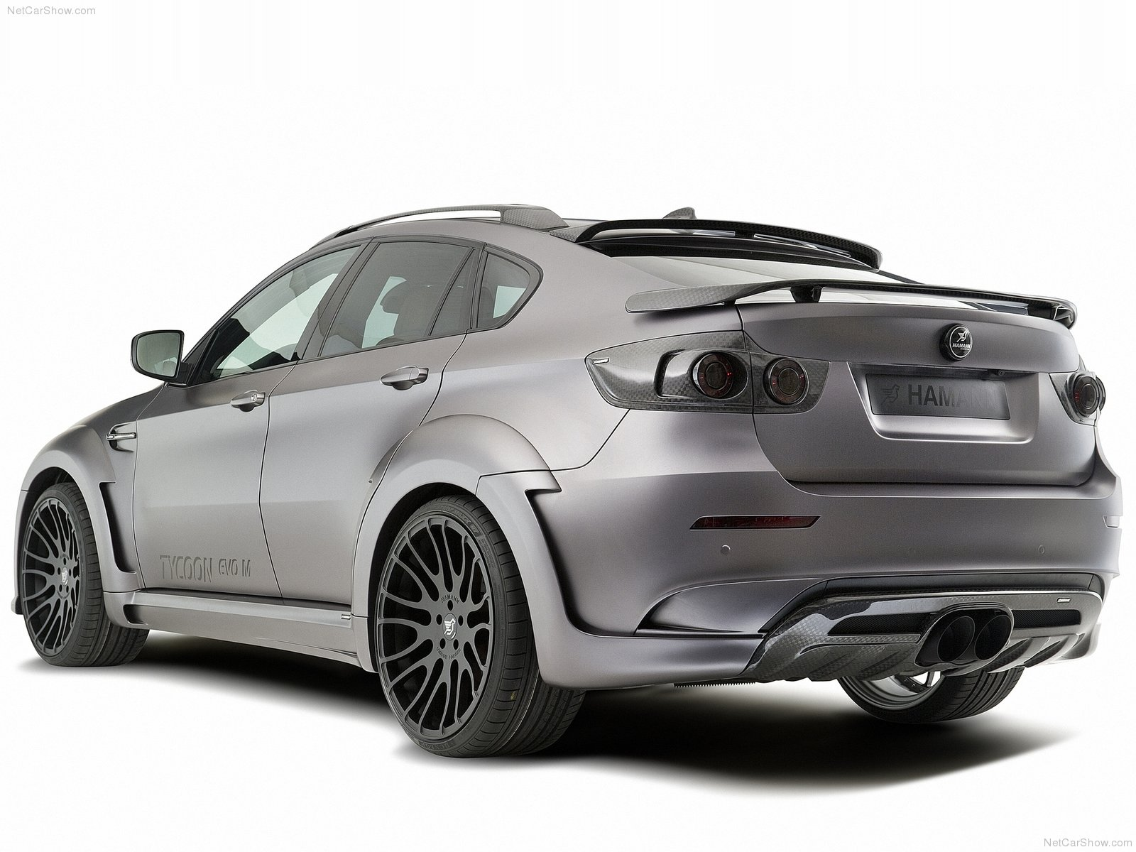 hamann bmw x6 tycoon evo m photos photogallery with 18. Black Bedroom Furniture Sets. Home Design Ideas