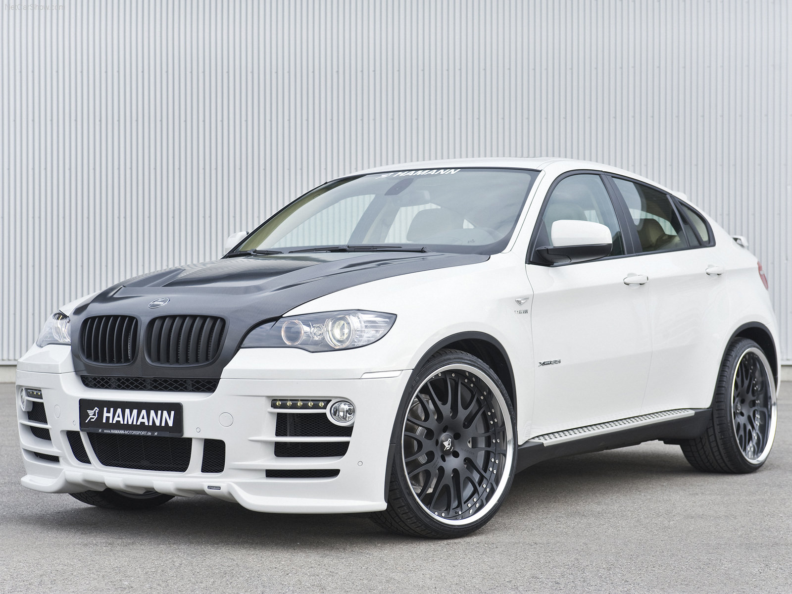hamann bmw x6 photos photogallery with 10 pics. Black Bedroom Furniture Sets. Home Design Ideas