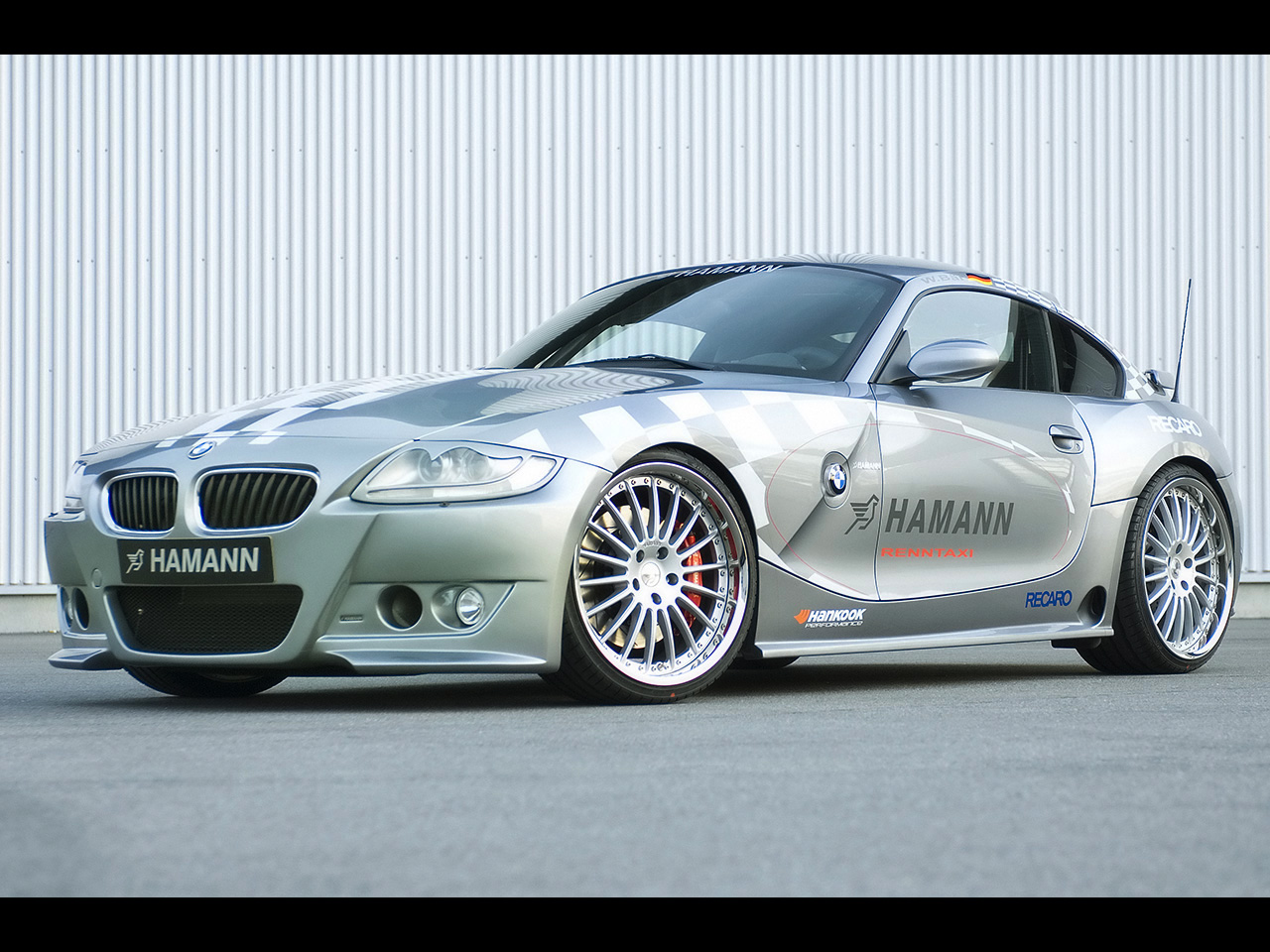 Hamann Bmw Z4 M Coupe Photos Photogallery With 18 Pics