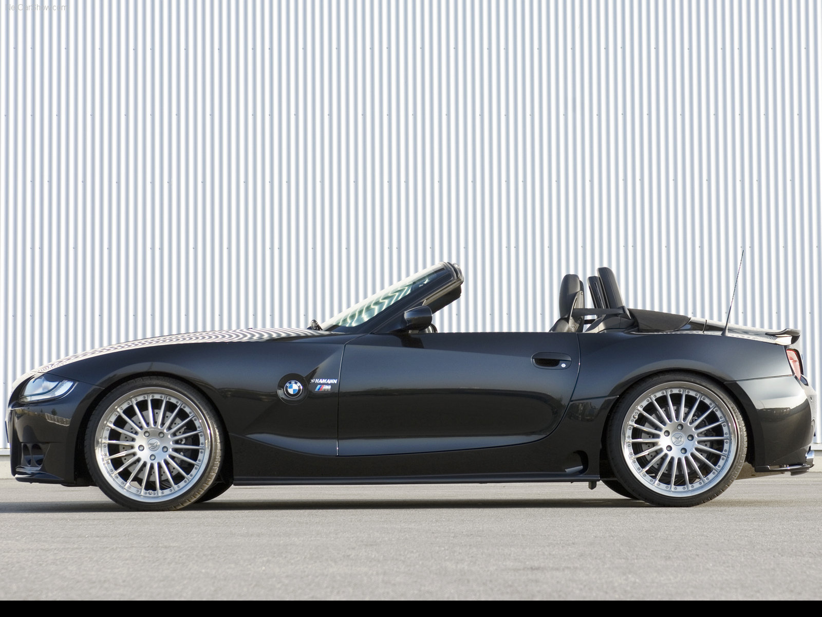 Hamann Bmw Z4 M Roadster Photos Photogallery With 8 Pics Carsbase Com