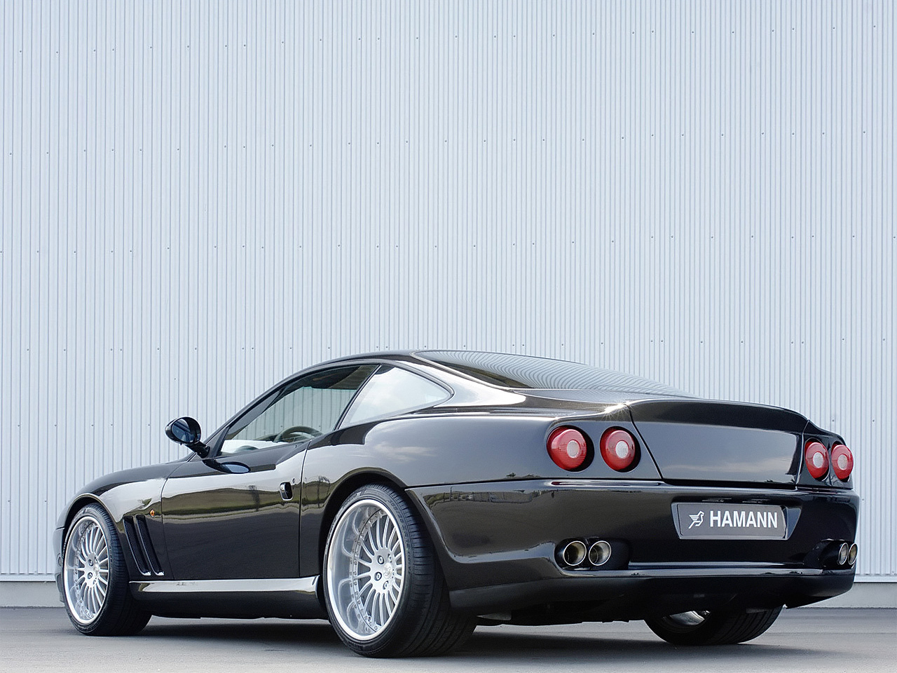 hamann ferrari 575 m maranello photos photogallery with 5 pics. Black Bedroom Furniture Sets. Home Design Ideas