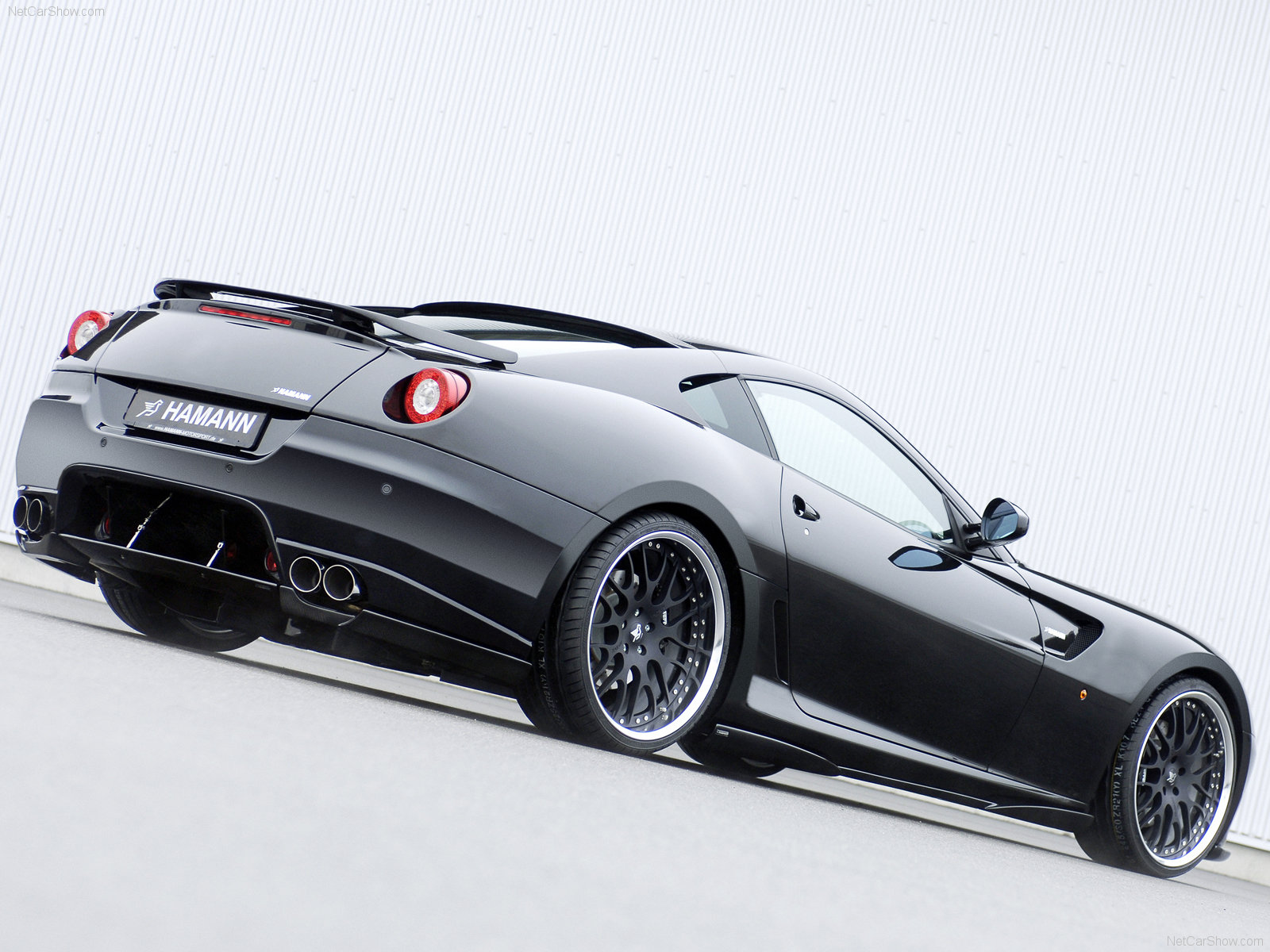 Hamann Ferrari 599 Gtb Fiorano Photos Photogallery With