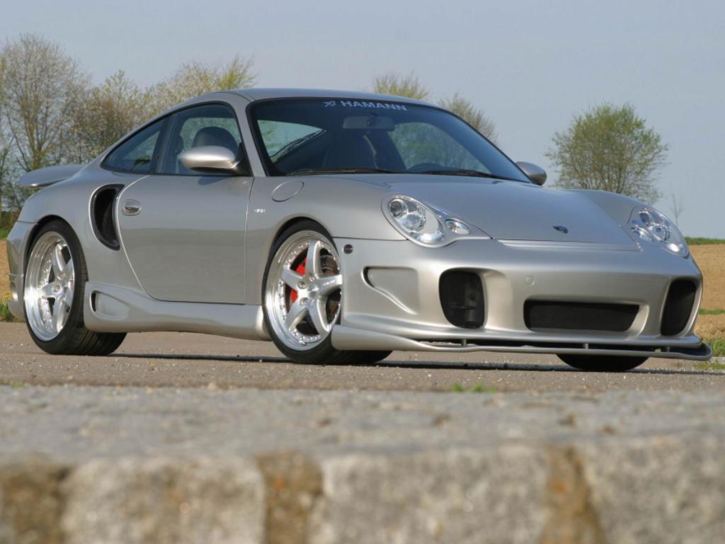 Hamann Porsche 998 Turbo Photos Photogallery With 4 Pics