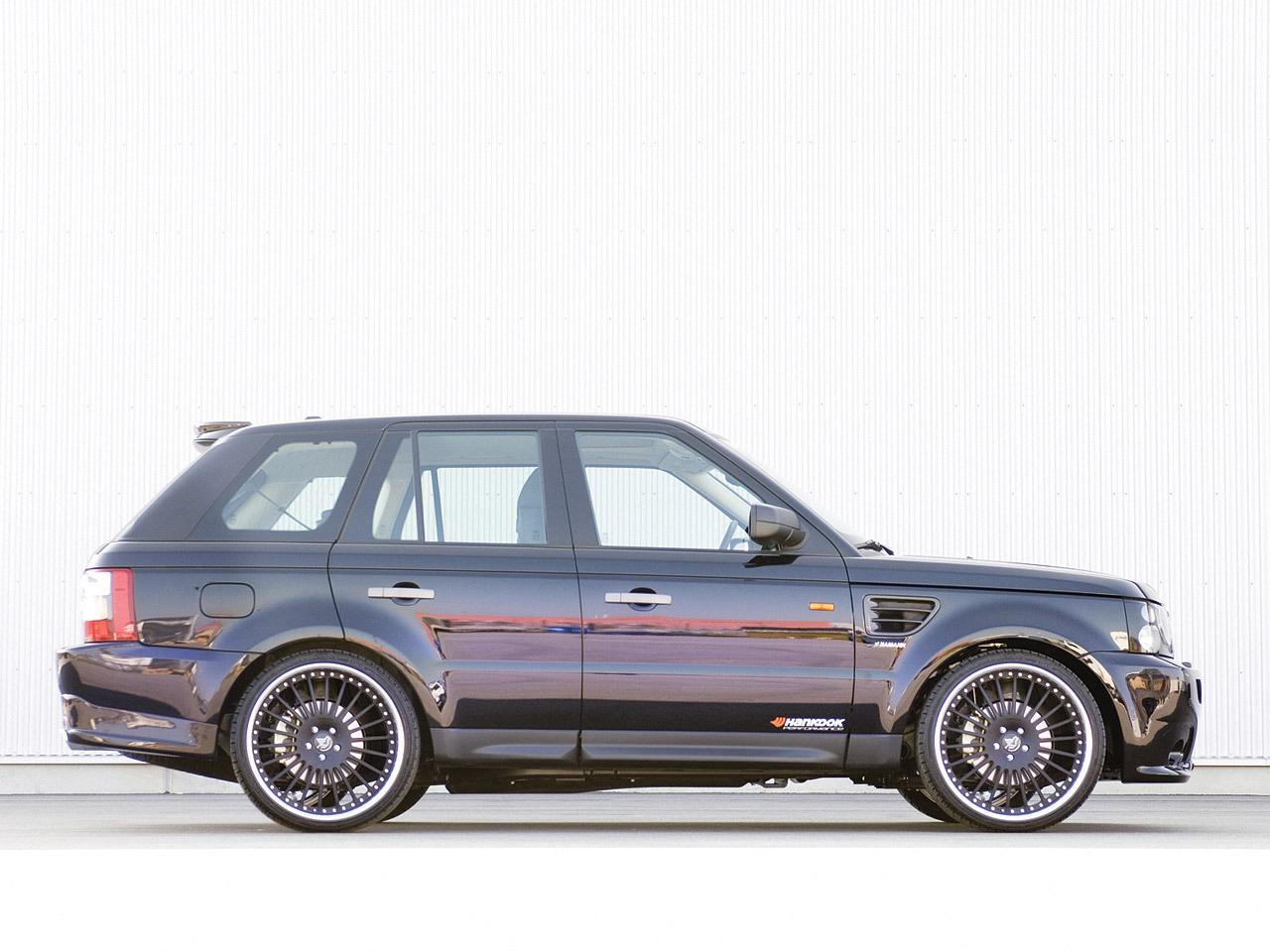 Hamann Range Rover Sport Photos Photogallery With 7 Pics
