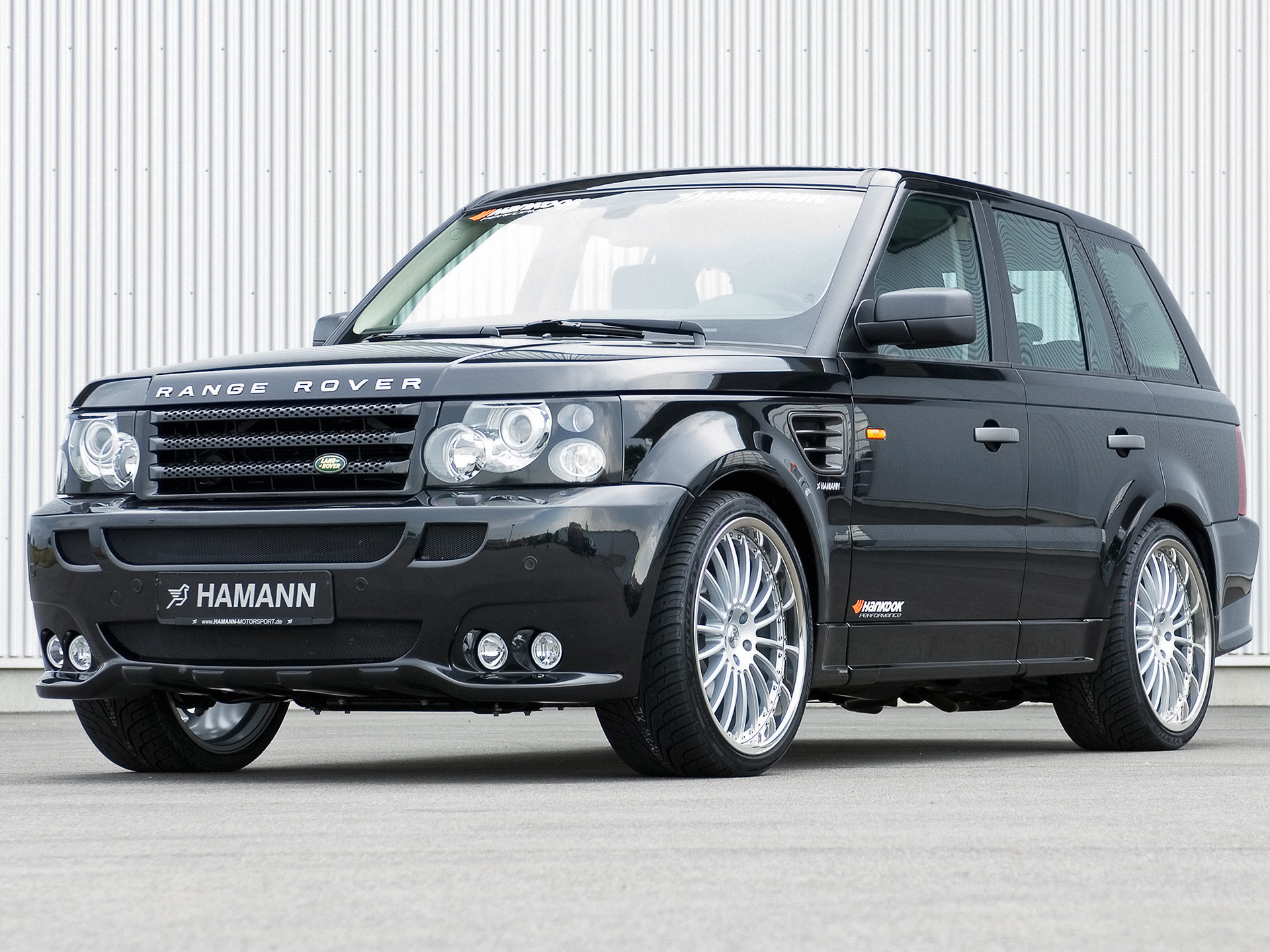 Hamann Range Rover Sport photos - PhotoGallery with 7 pics ...
