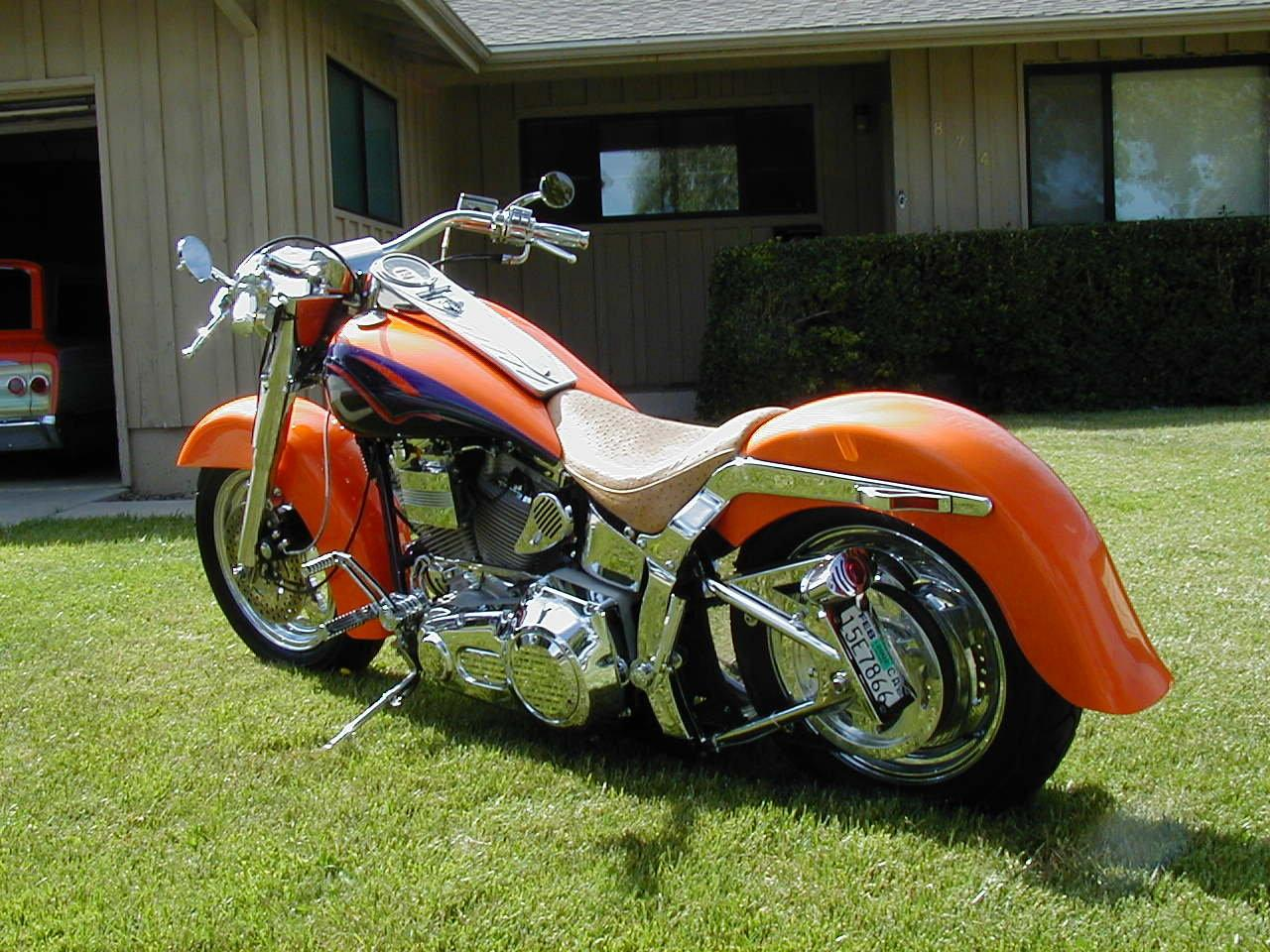 Harley Davidson Flstc Flstci Heritage Softail Classic Specs