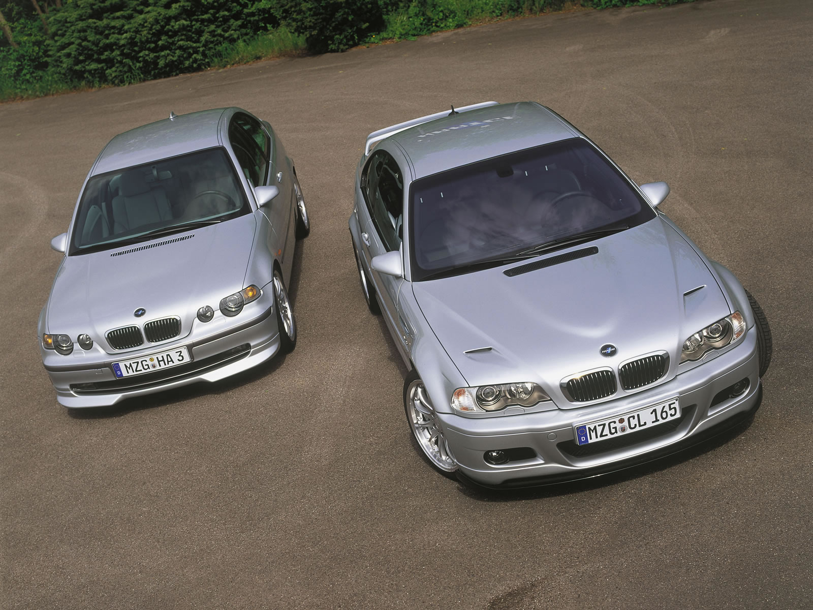 Hartge 3 Series E46 Photos Photogallery With 4 Pics
