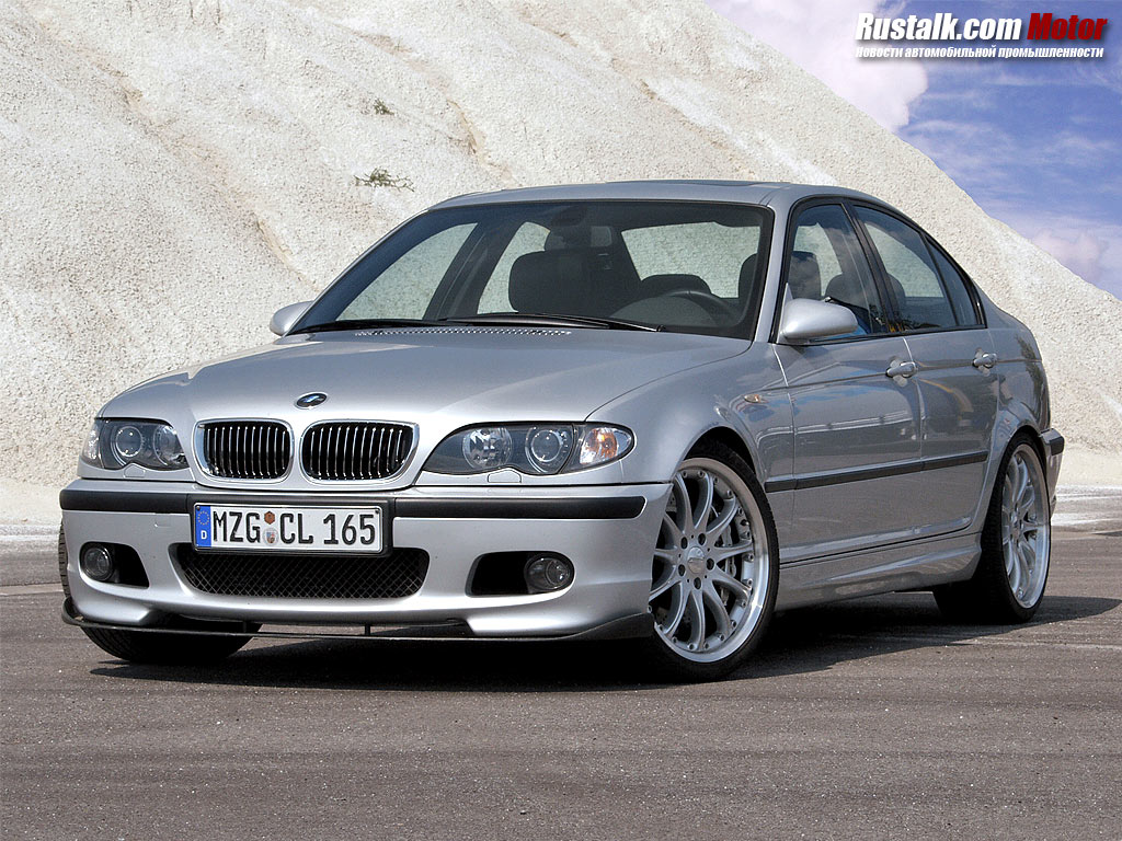 Hartge 3-Series E46 photo #29797