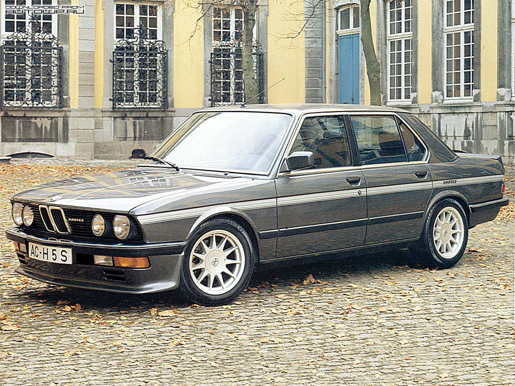 Hartge 5 Series E28 Photos Photogallery With 3 Pics Carsbase Com