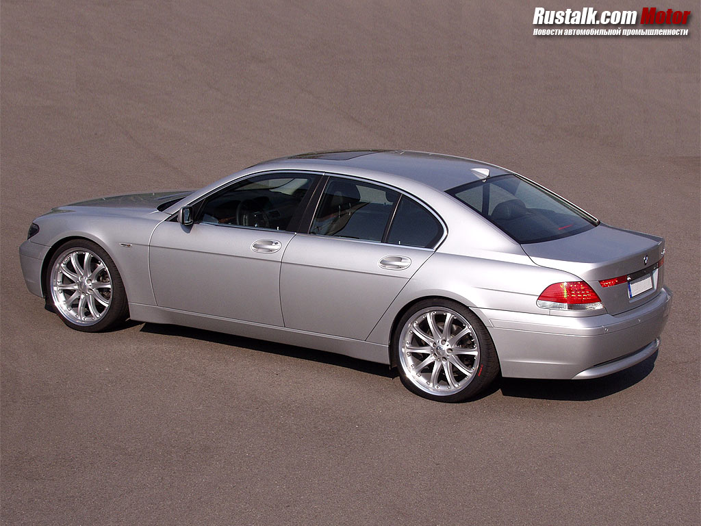 Hartge 7 Series E65 Photos Photogallery With 2 Pics Carsbase Com
