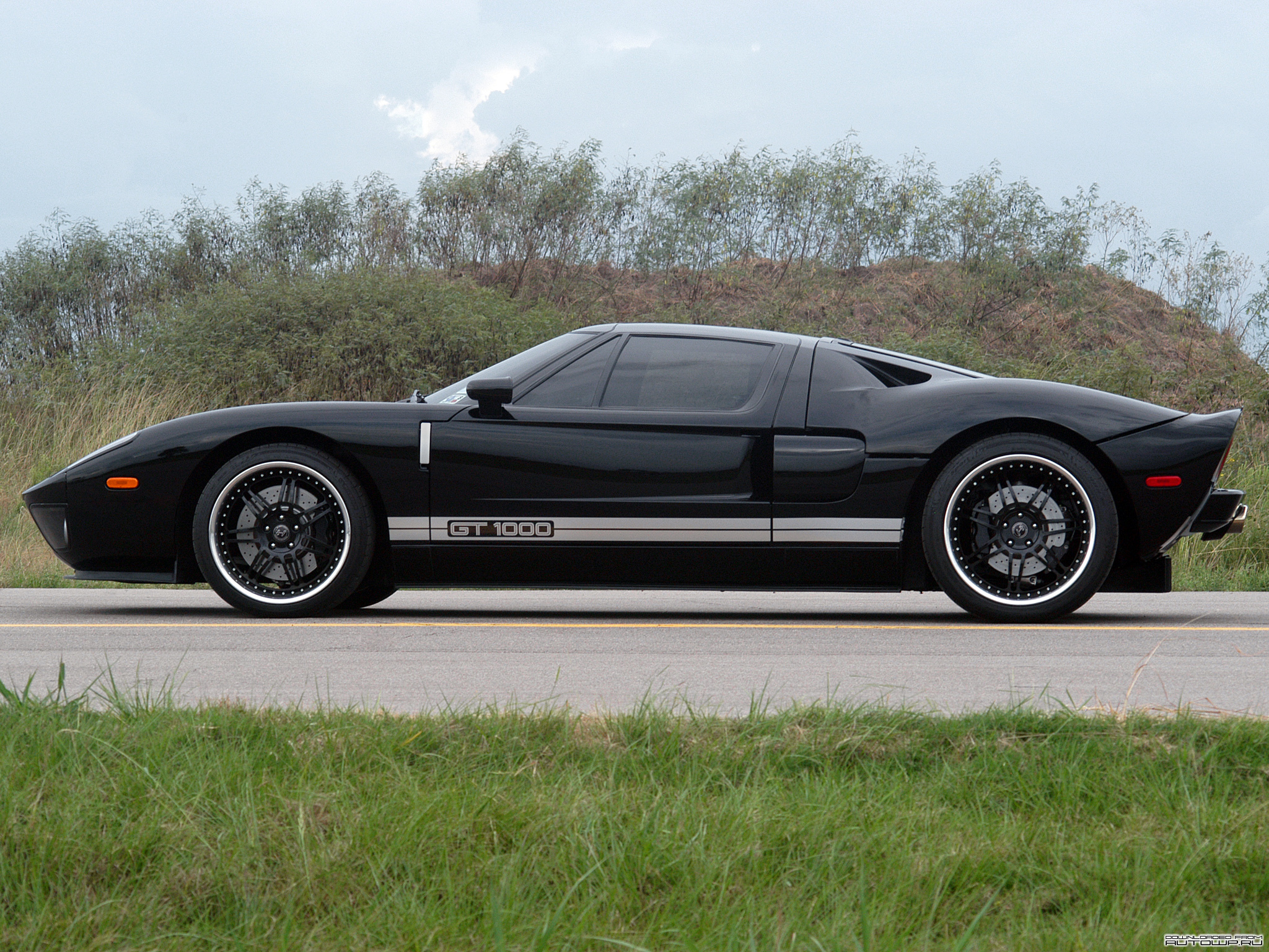 New Hennessey Ford Gt Pictures