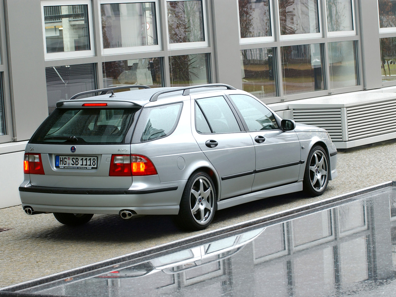 Toyota Of Greenfield >> Hirsch Performance Saab 9-5 Wagon Aero photos - PhotoGallery with 2 pics| CarsBase.com