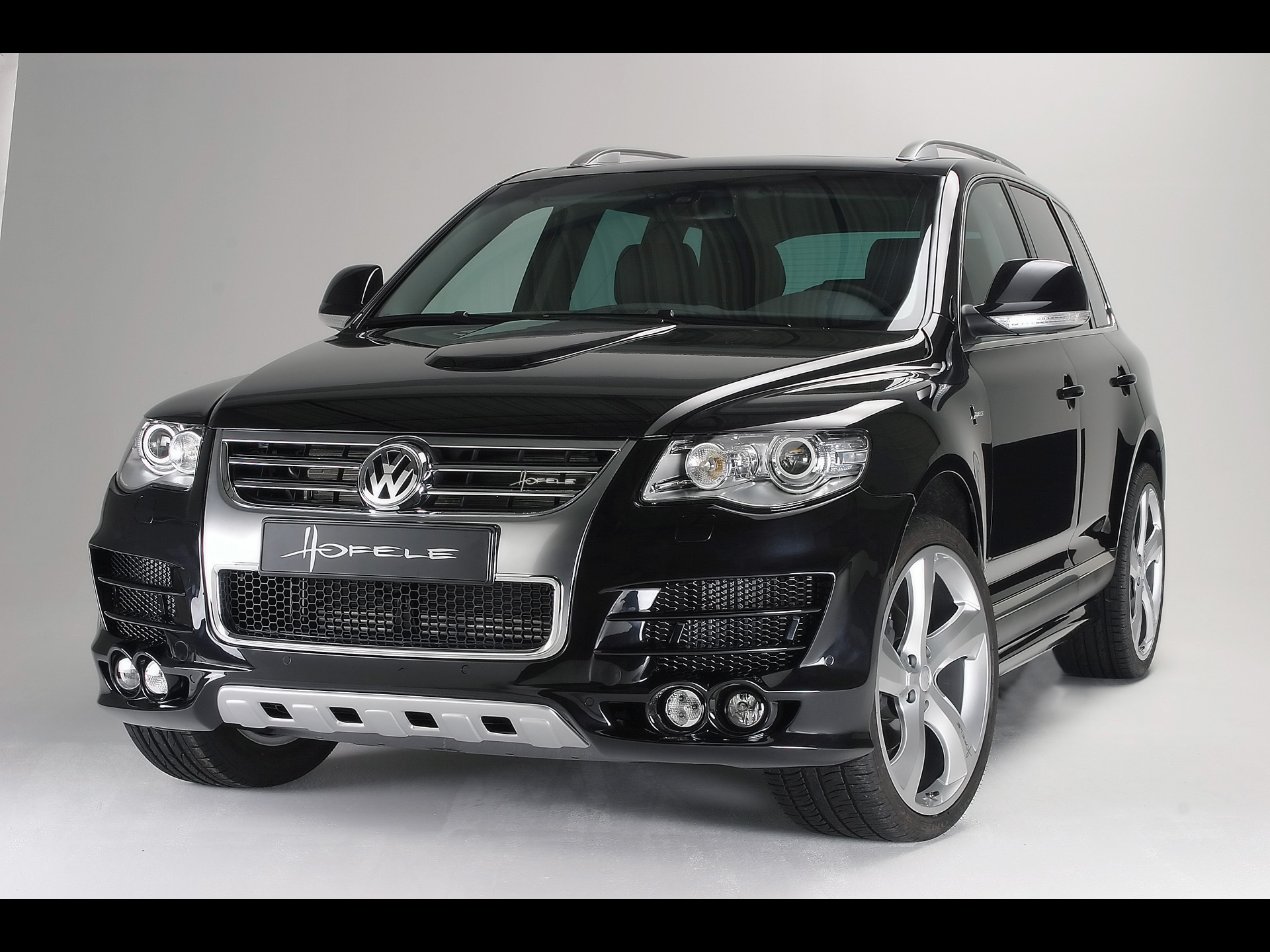 hofele design volkswagen touareg photos photogallery with 7 pics. Black Bedroom Furniture Sets. Home Design Ideas