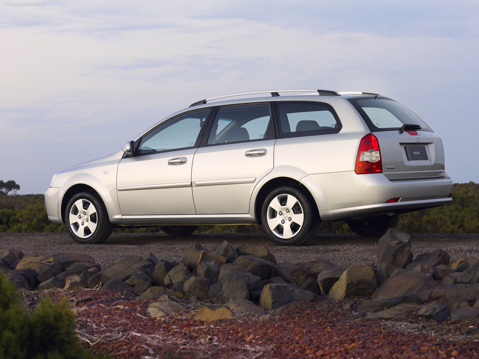 2006 Holden Viva Wagon Related Infomation Specifications