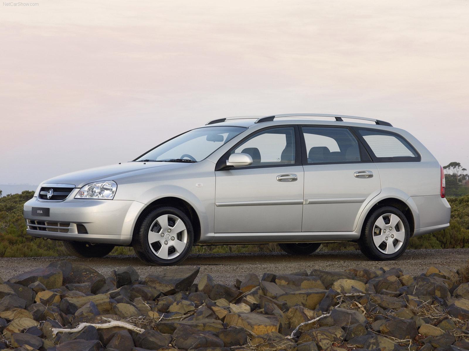 Holden JF Viva Wagon photos  PhotoGallery with 7 pics CarsBasecom