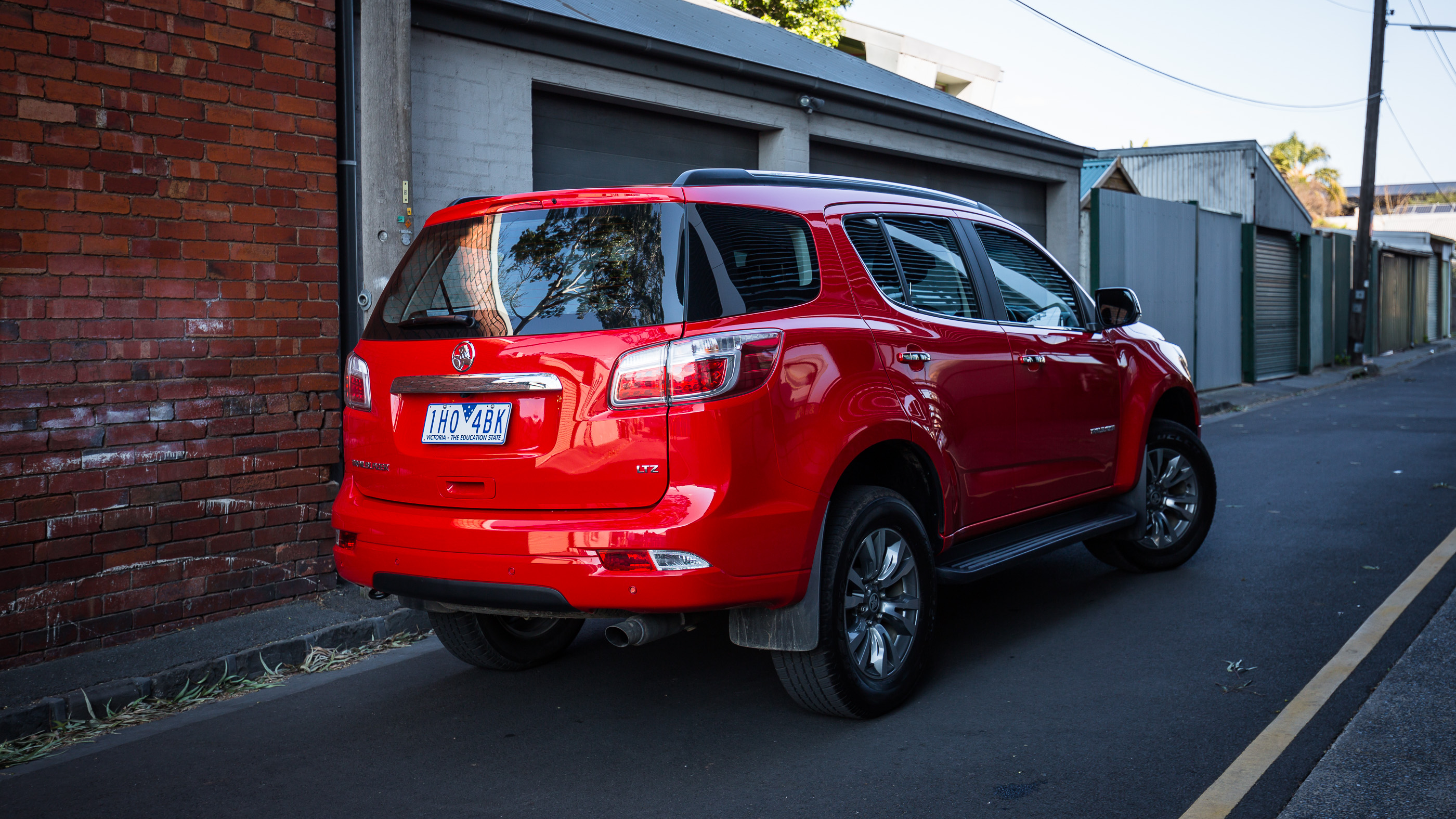 Holden Trailblazer photo 168440