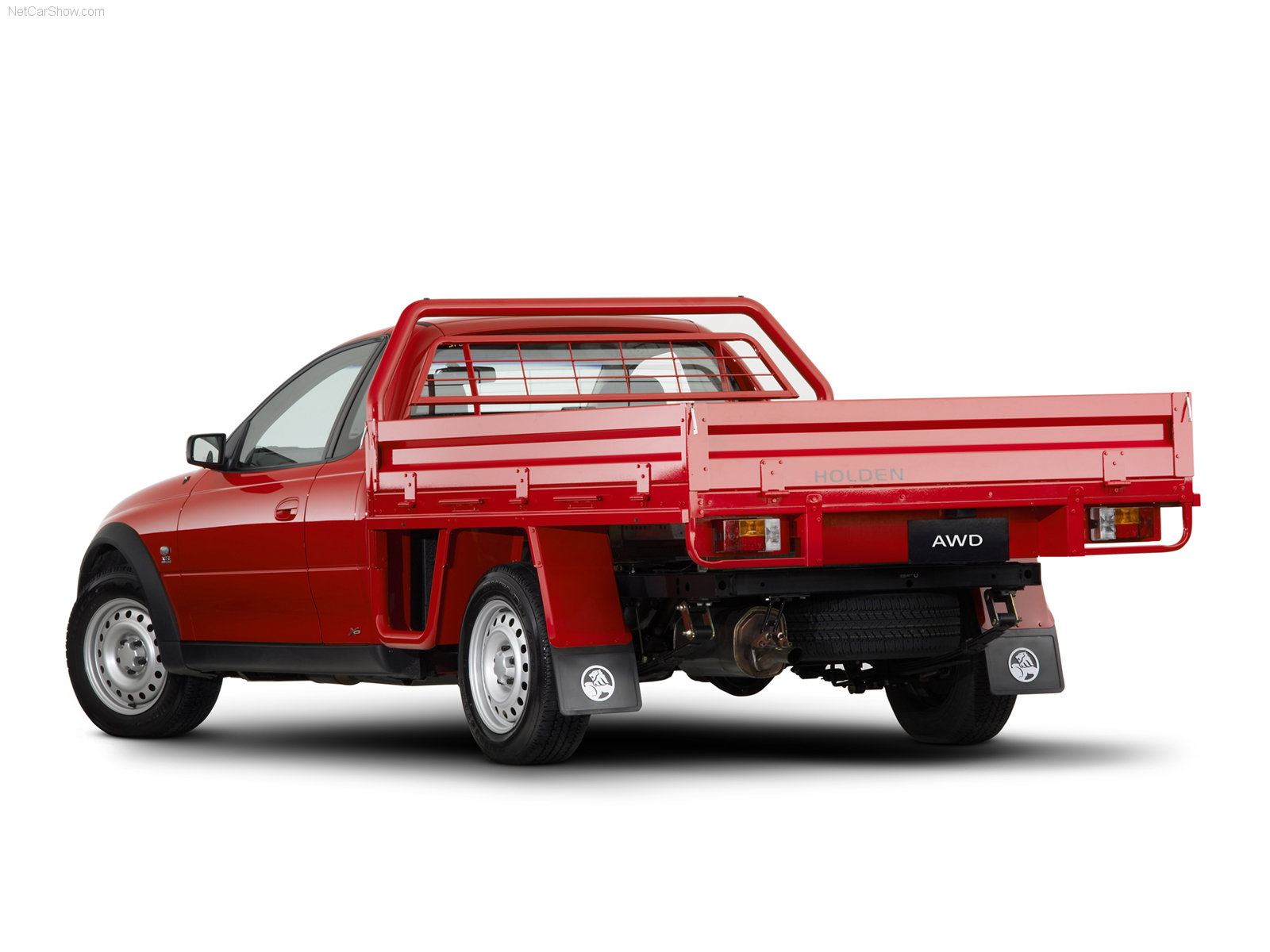 how to draw a holden one tonner