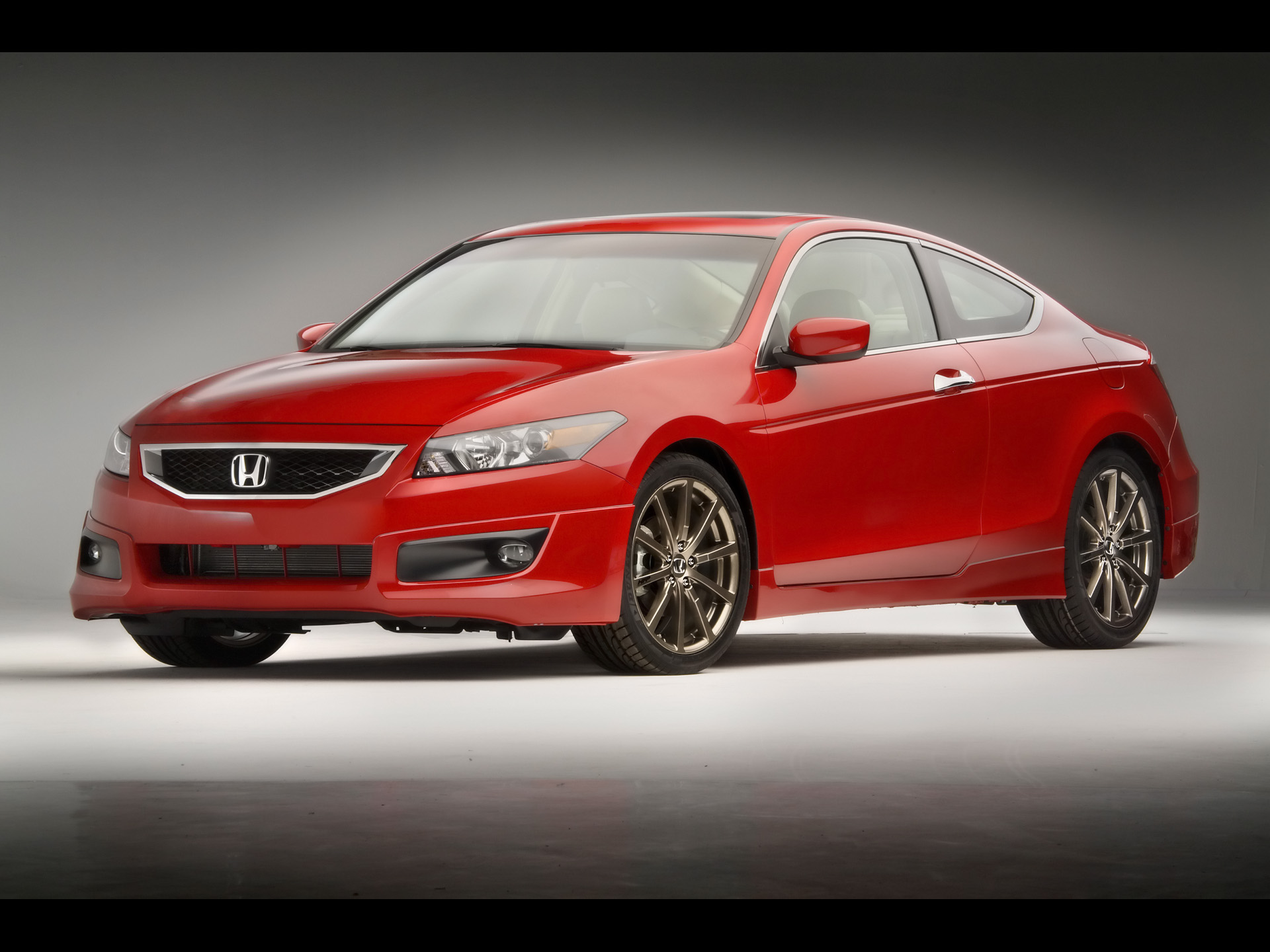 Honda Accord Coupe Design