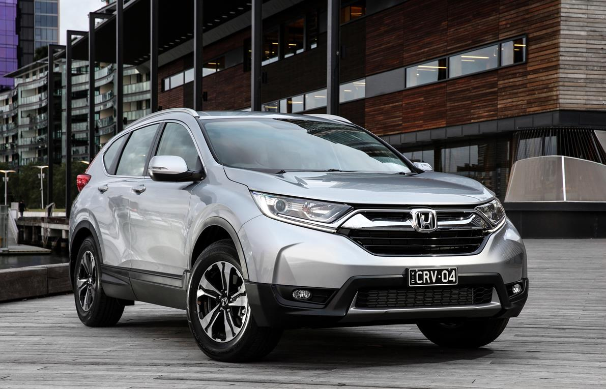 Honda CR-V photo 180120