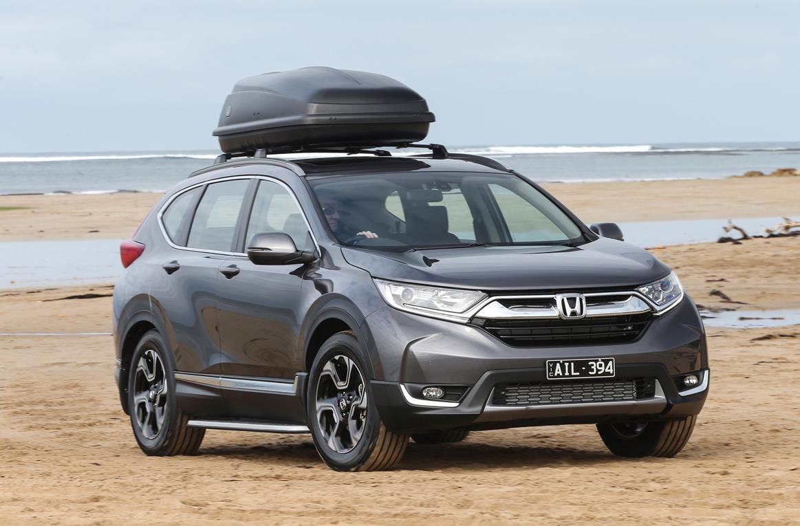 Honda CR-V photo 180200