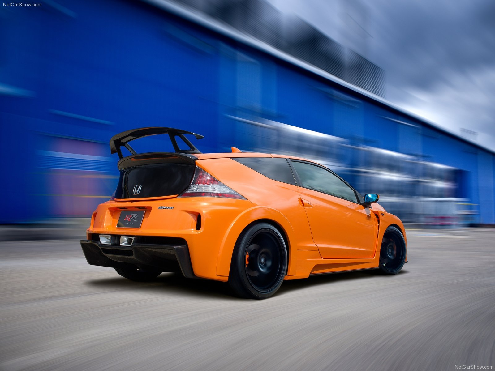 Honda Cr Z Mugen Rr Photos Photogallery With 4 Pics