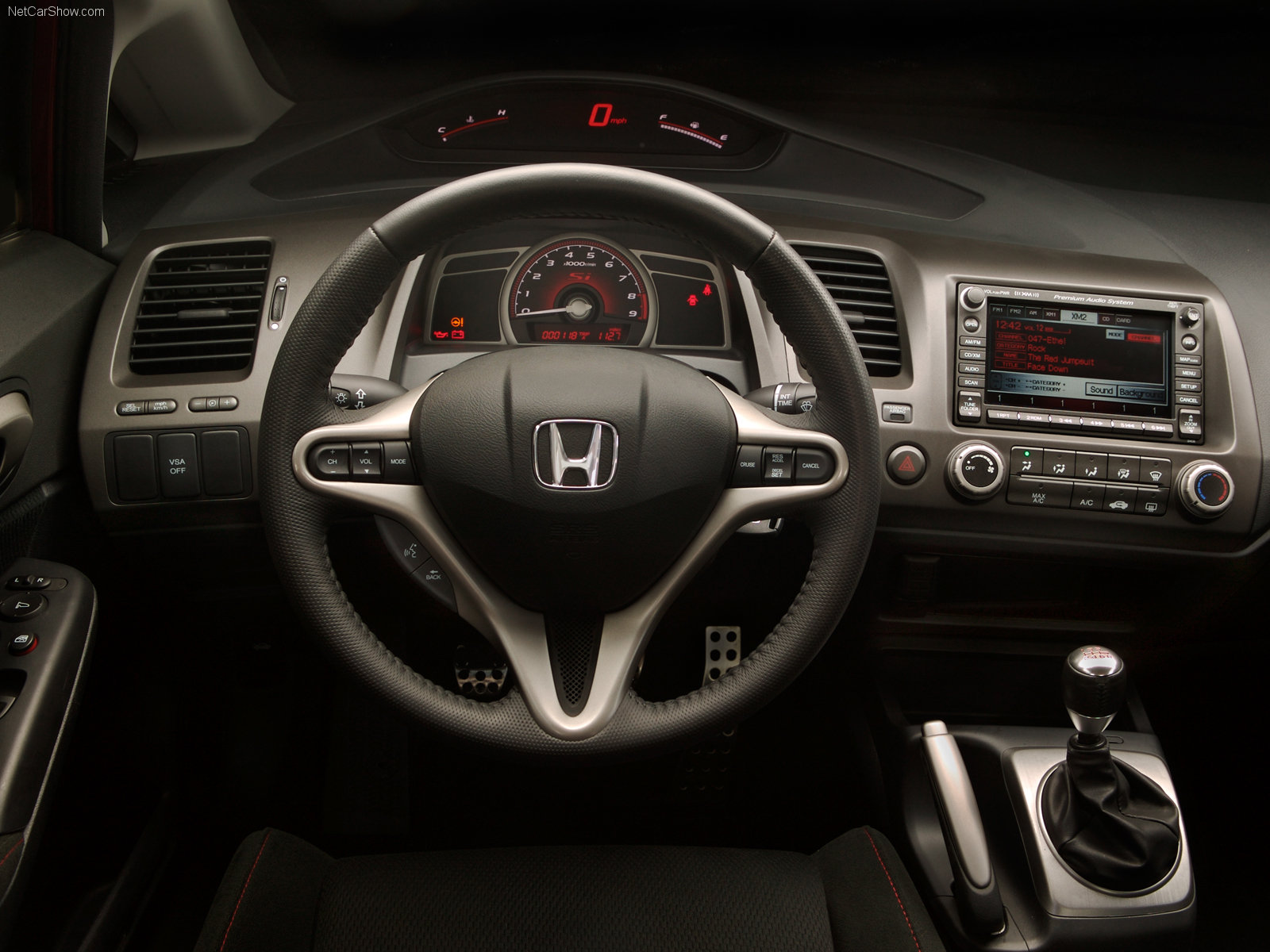 Honda Civic Si Photo 37979