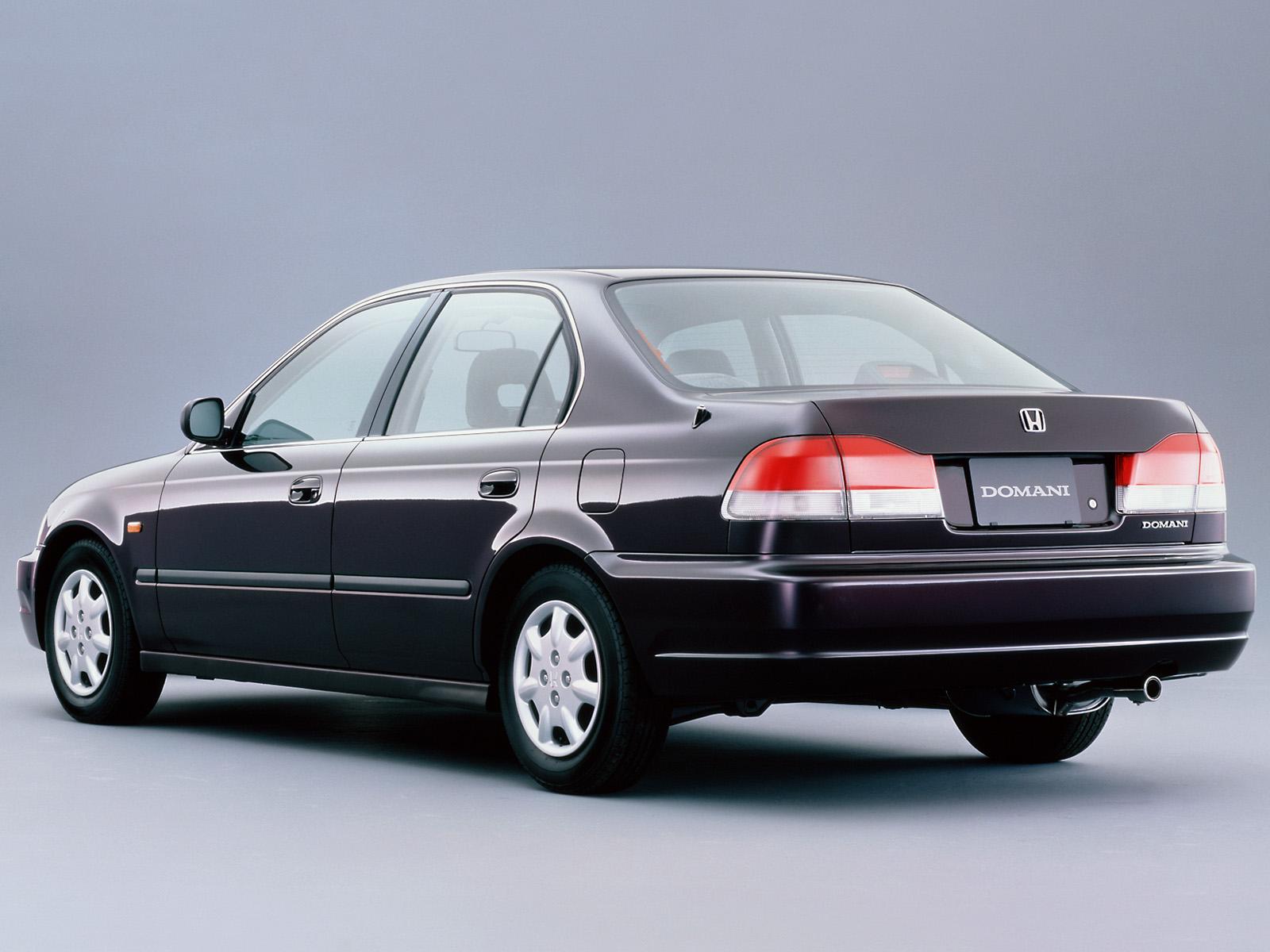 Honda Domani Photos Photogallery With 8 Pics Carsbase Com