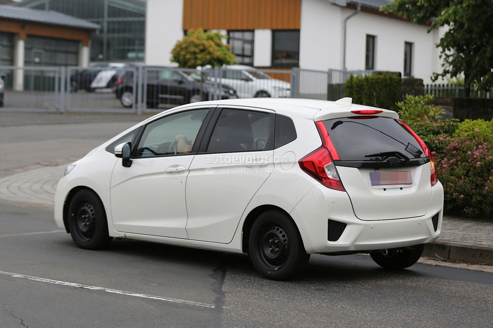 Honda Jazz photo 124142