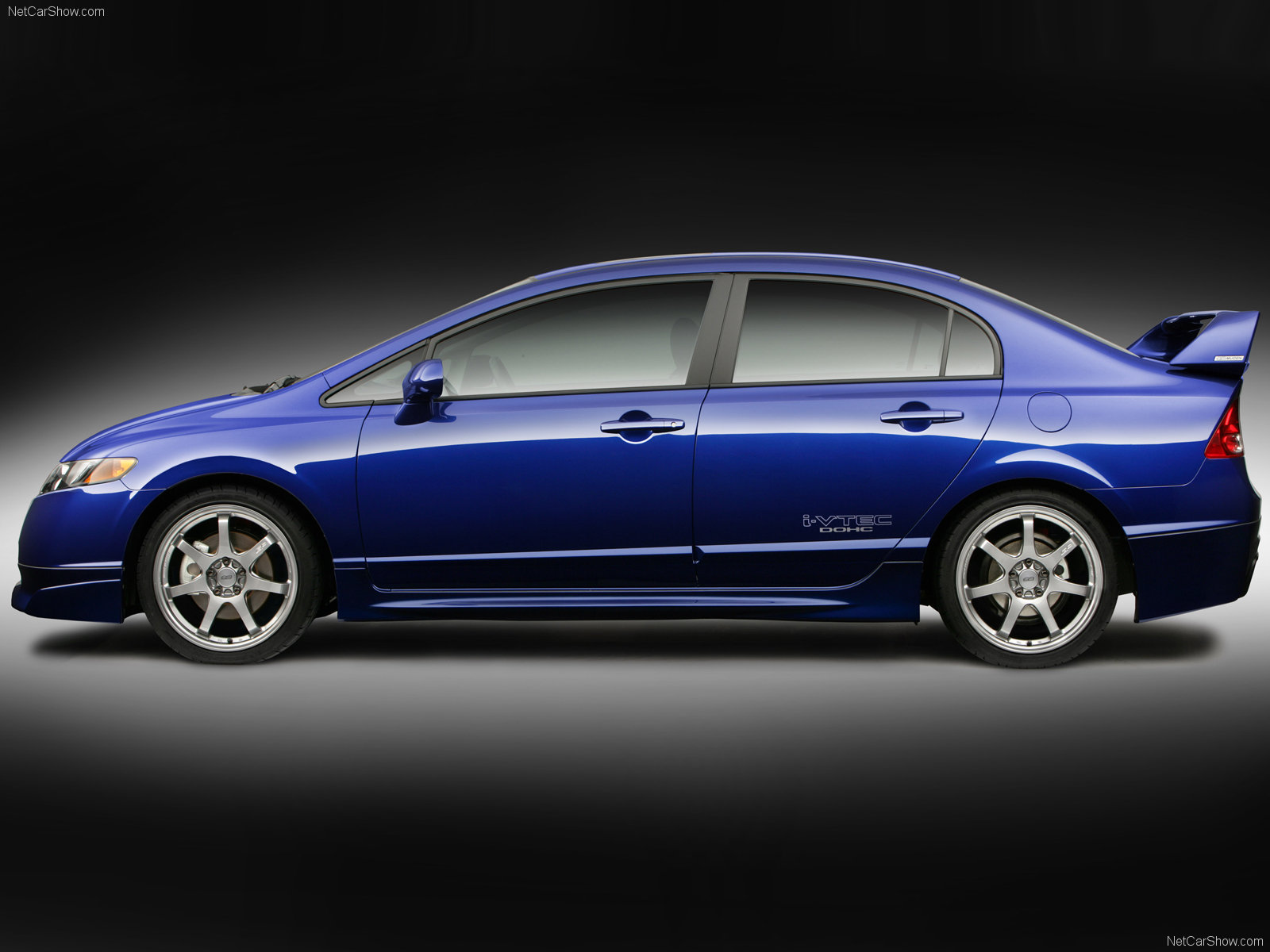 honda mugen civic si photos photogallery with 21 pics. Black Bedroom Furniture Sets. Home Design Ideas