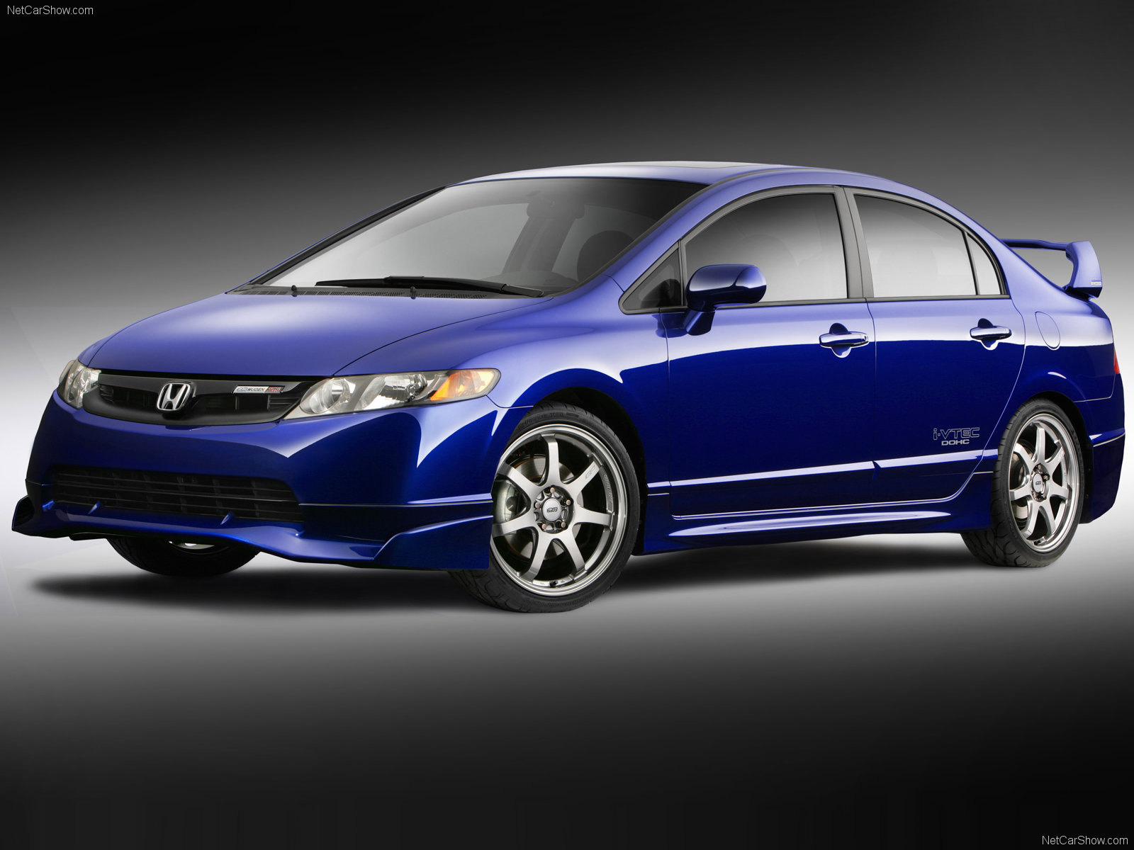Honda Mugen Civic Si photo #46026