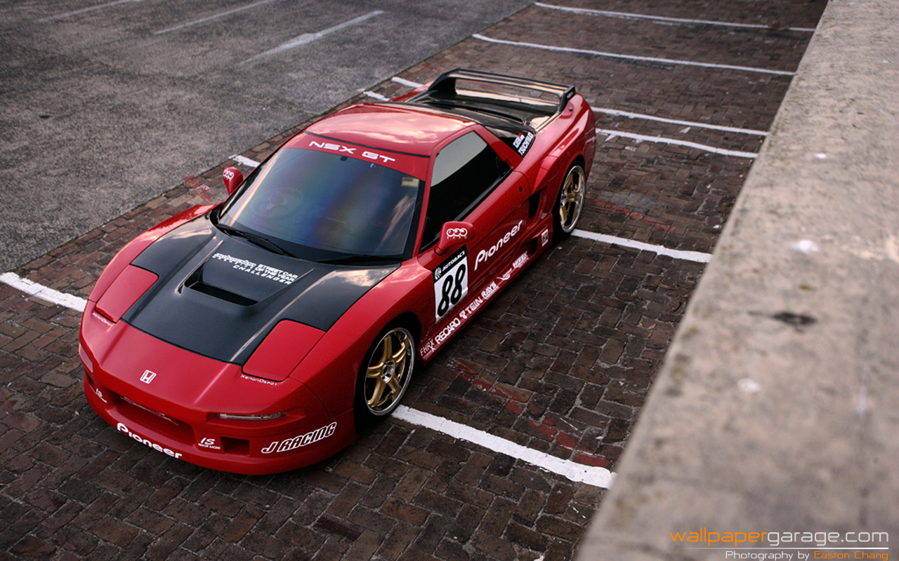 Honda NSX-GT photo 40092