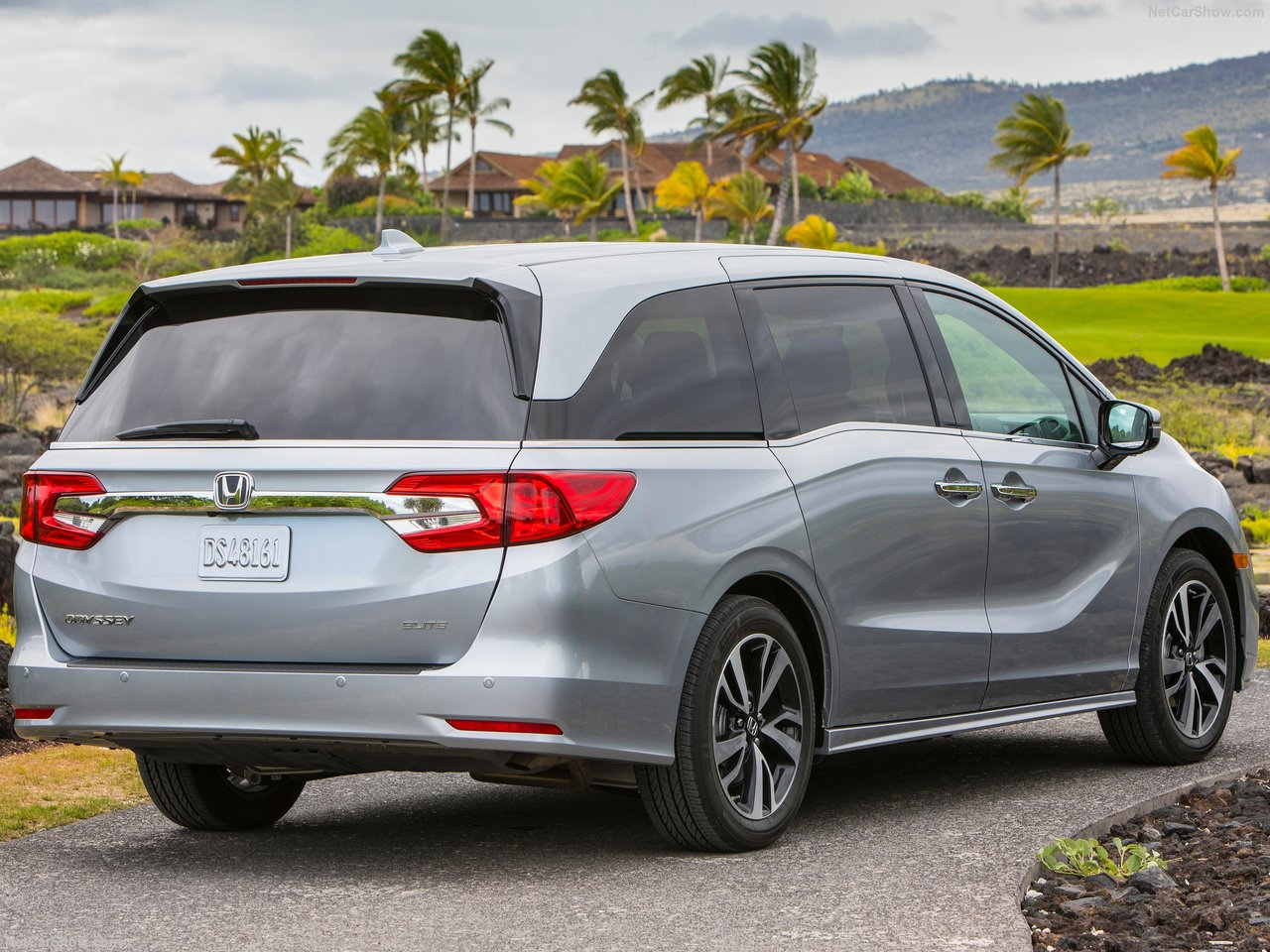 honda odyssey photos photogallery with 200 pics. Black Bedroom Furniture Sets. Home Design Ideas