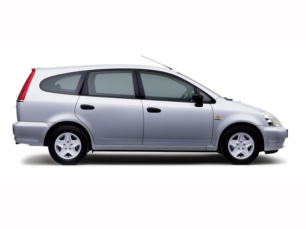 Honda Stream Photos