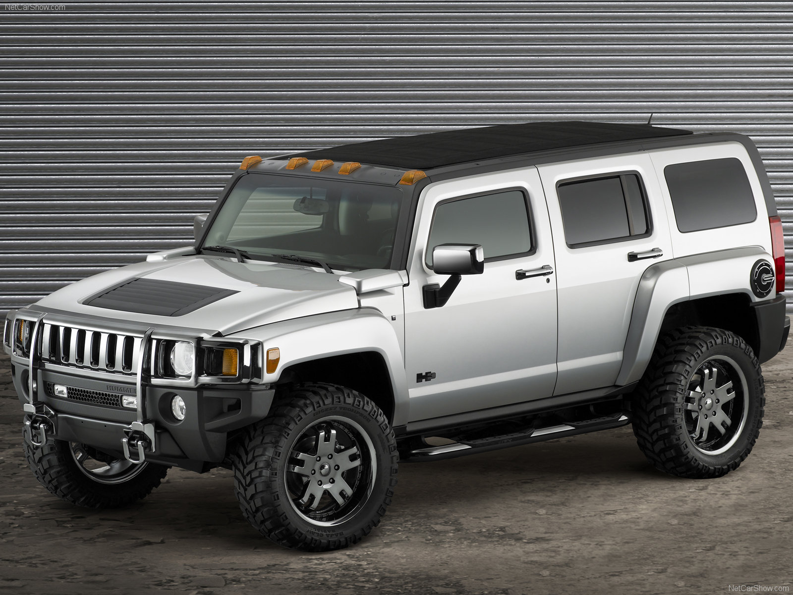 Hummer h3 open top picture 40676 hummer photo gallery hummer h3 open top photo 40676 vanachro Images