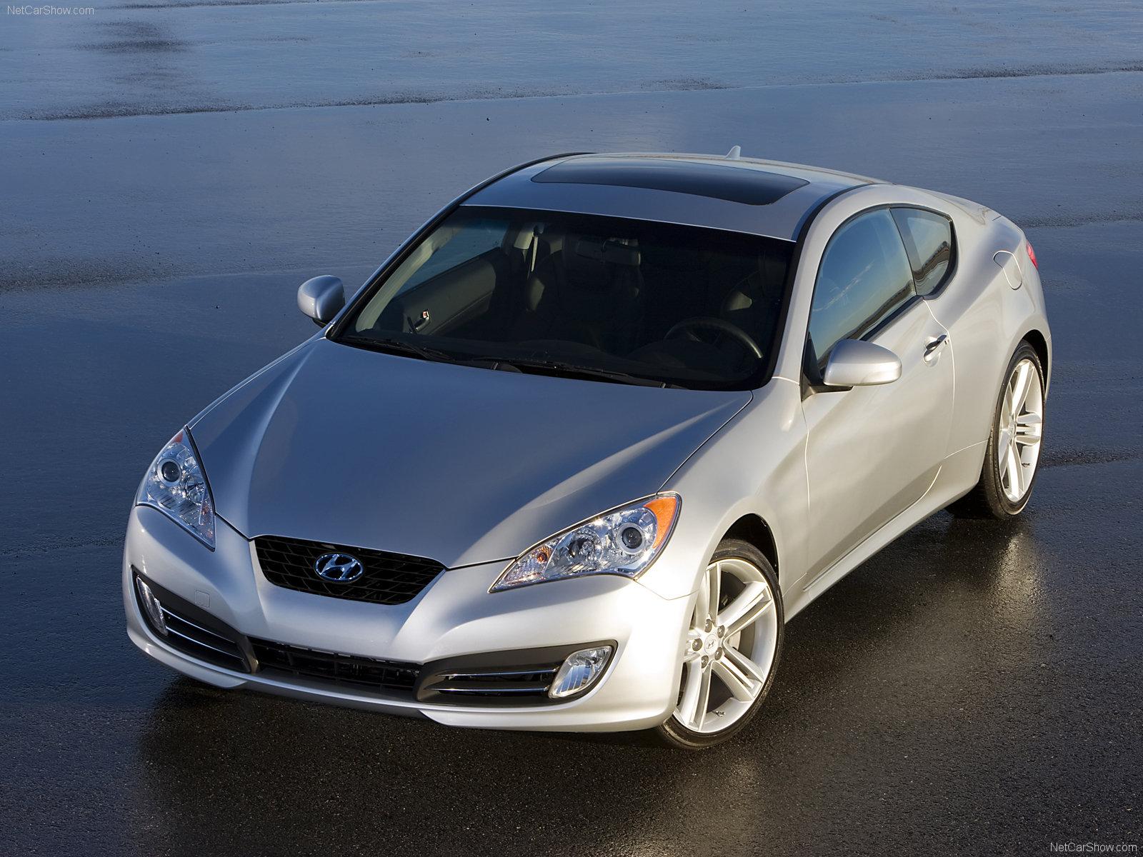 Hyundai Genesis Coupe Photo 53620