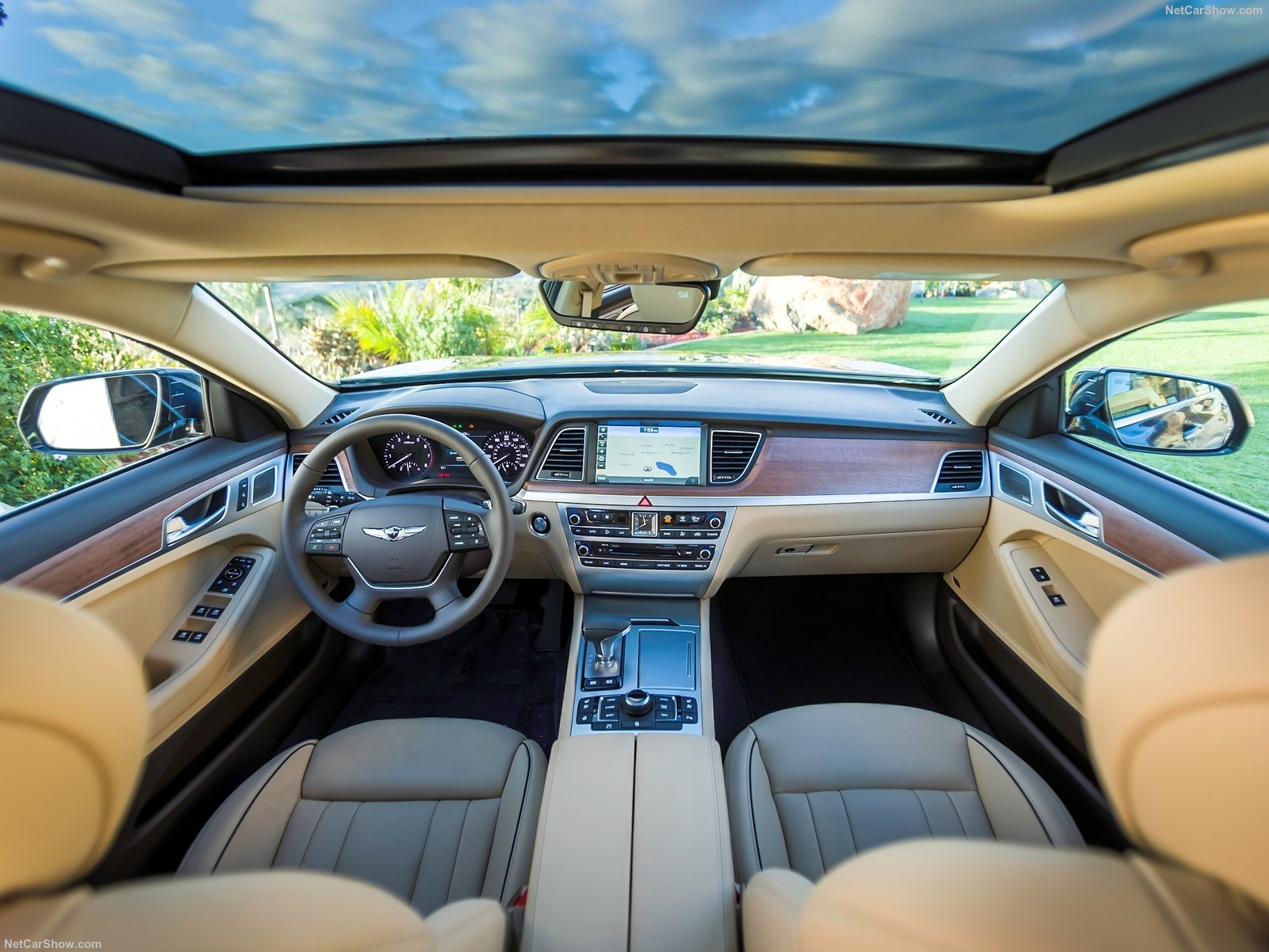 Hyundai Genesis G80 photo 183370